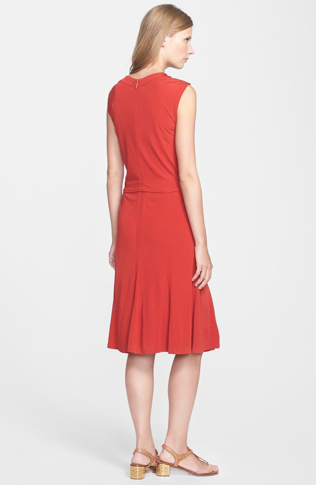 Alternate Image 2  - Tory Burch 'Deeann' Woven A-Line Dress