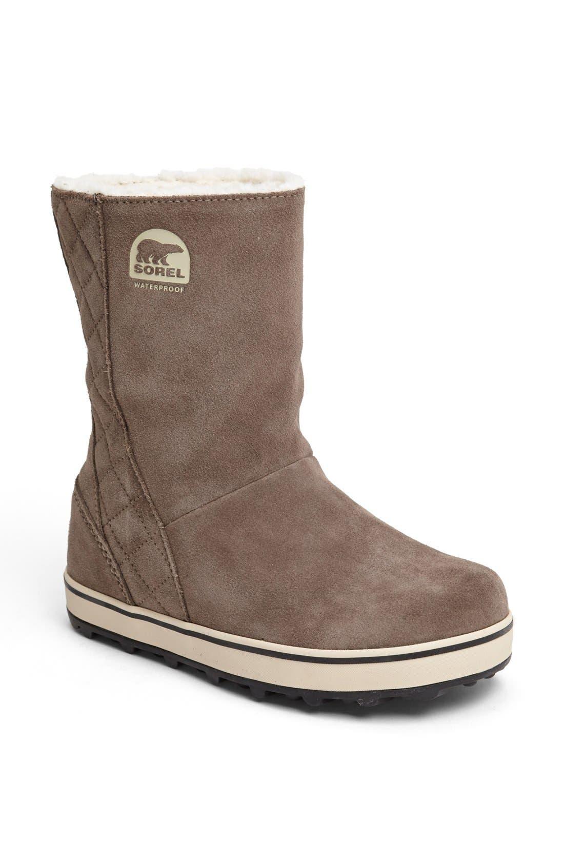 Alternate Image 1 Selected - SOREL 'Glacy™' Waterproof Boot