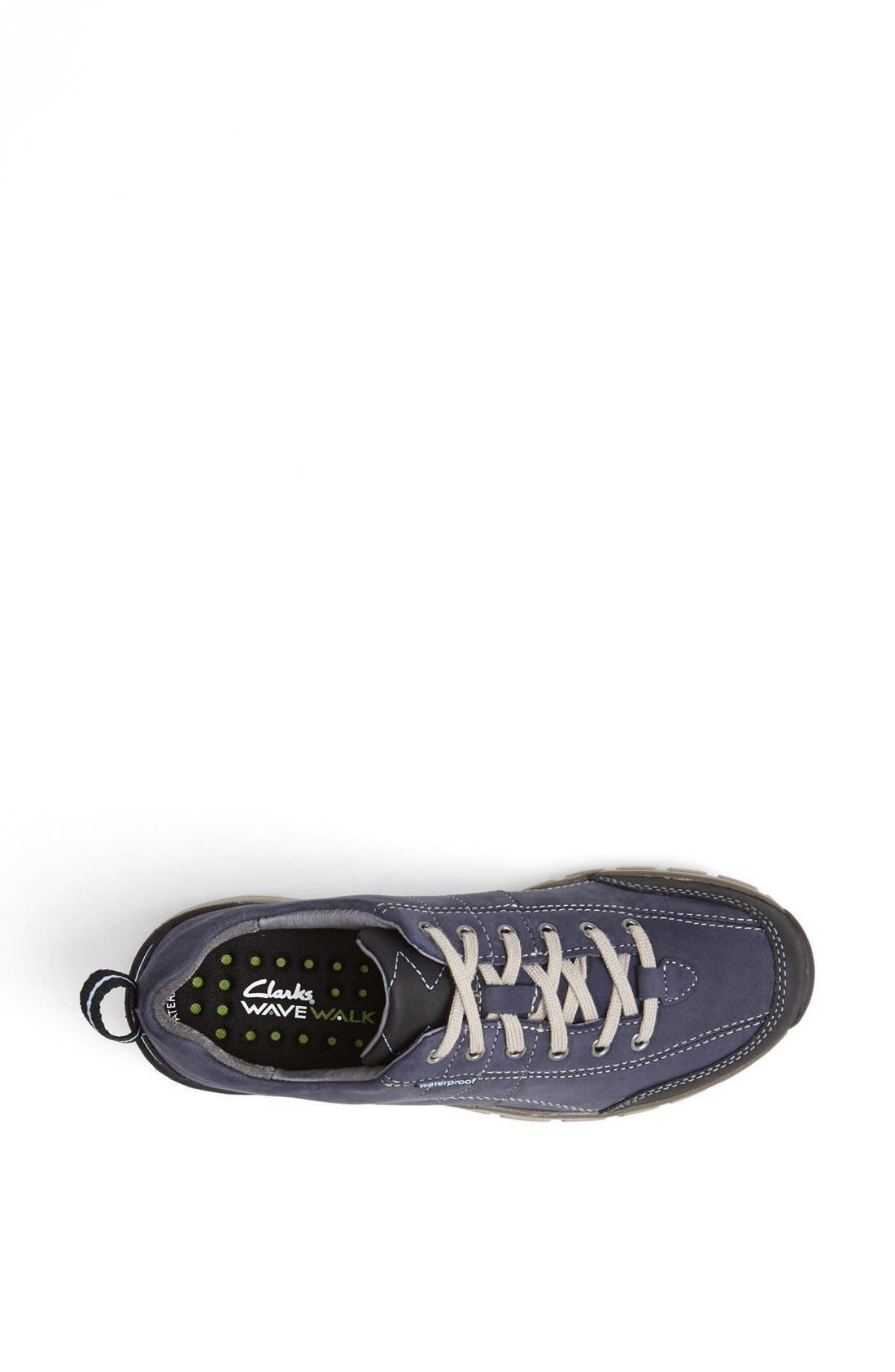 Alternate Image 3  - Clarks® 'Wave Trek' Waterproof Sneaker