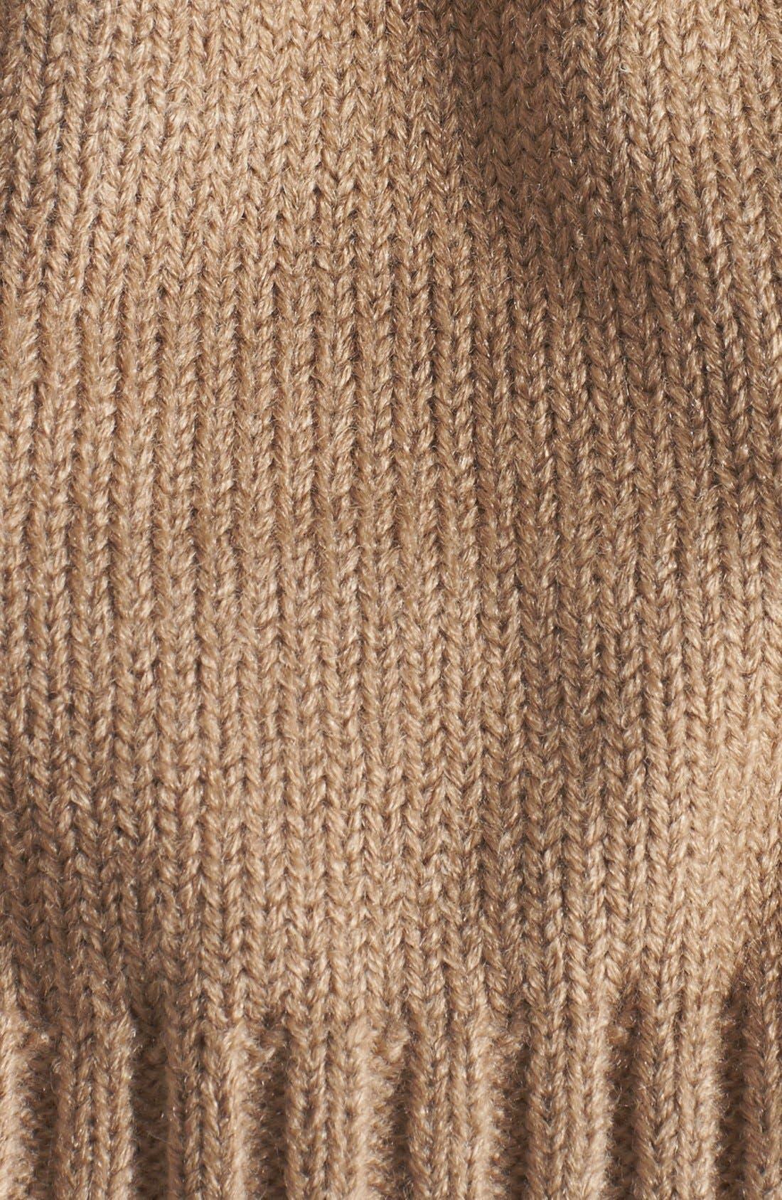 Alternate Image 3  - MICHAEL Michael Kors Reversible Knit Beanie