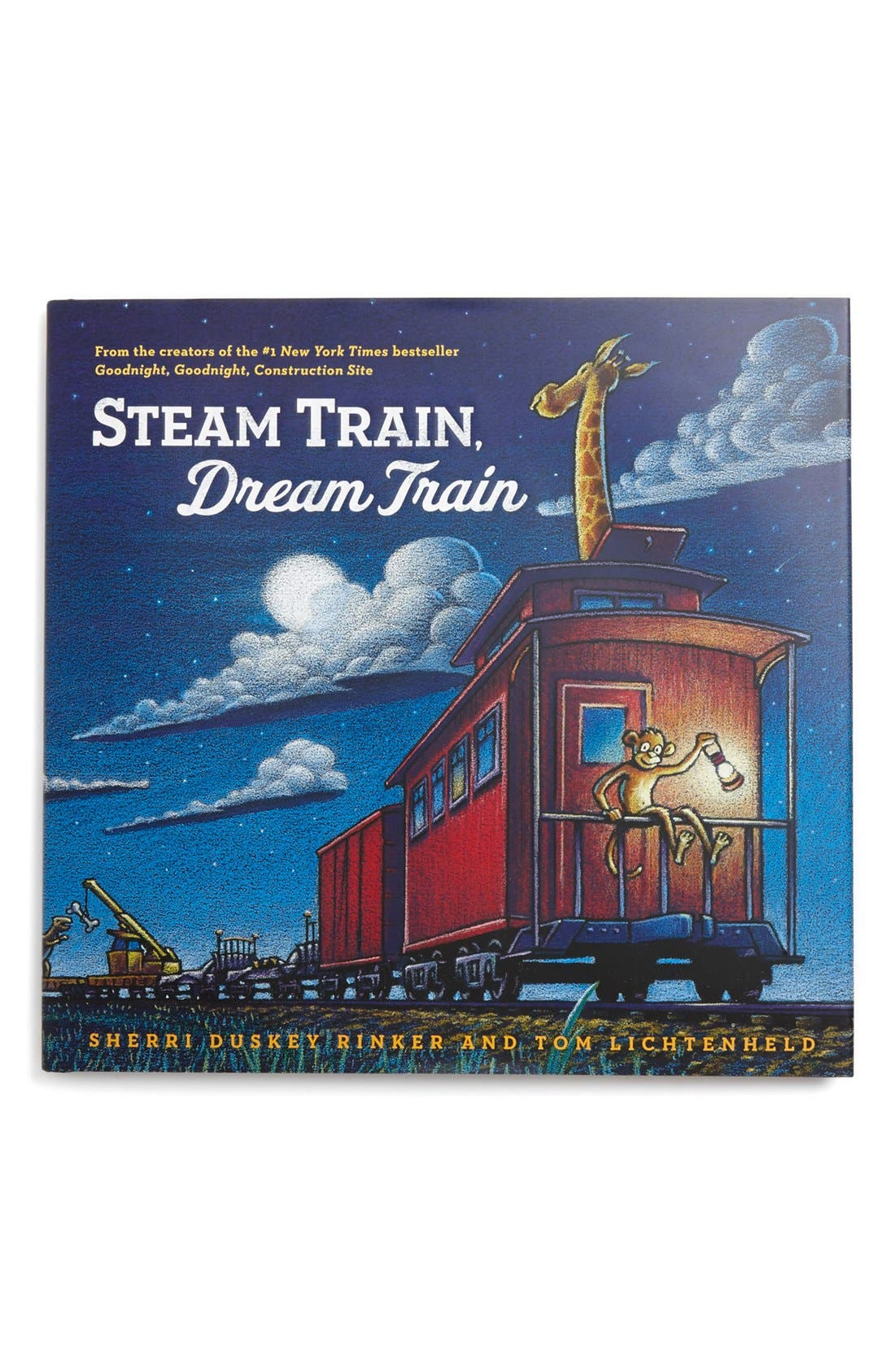 Alternate Image 1 Selected - 'Steam Train, Dream Train' Book