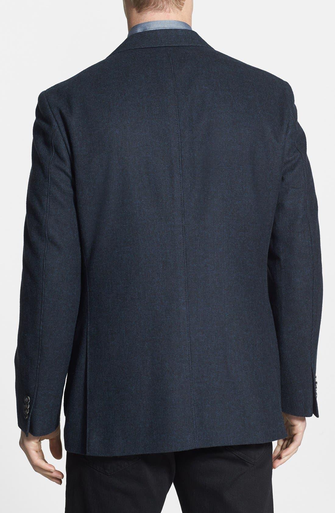 Alternate Image 2  - Kroon Wool Blend Sportcoat