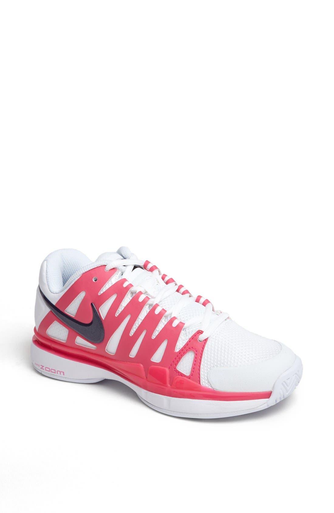 Alternate Image 1 Selected - Nike 'Zoom Vapor 9 Tour' Tennis Shoe (Women)