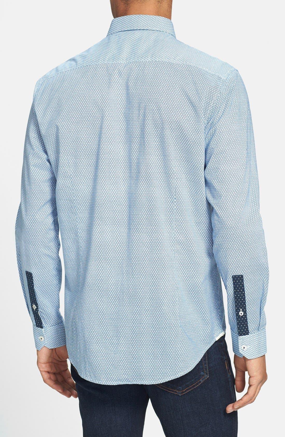 Alternate Image 3  - 7 Diamonds 'Another Daydream' Sport Shirt