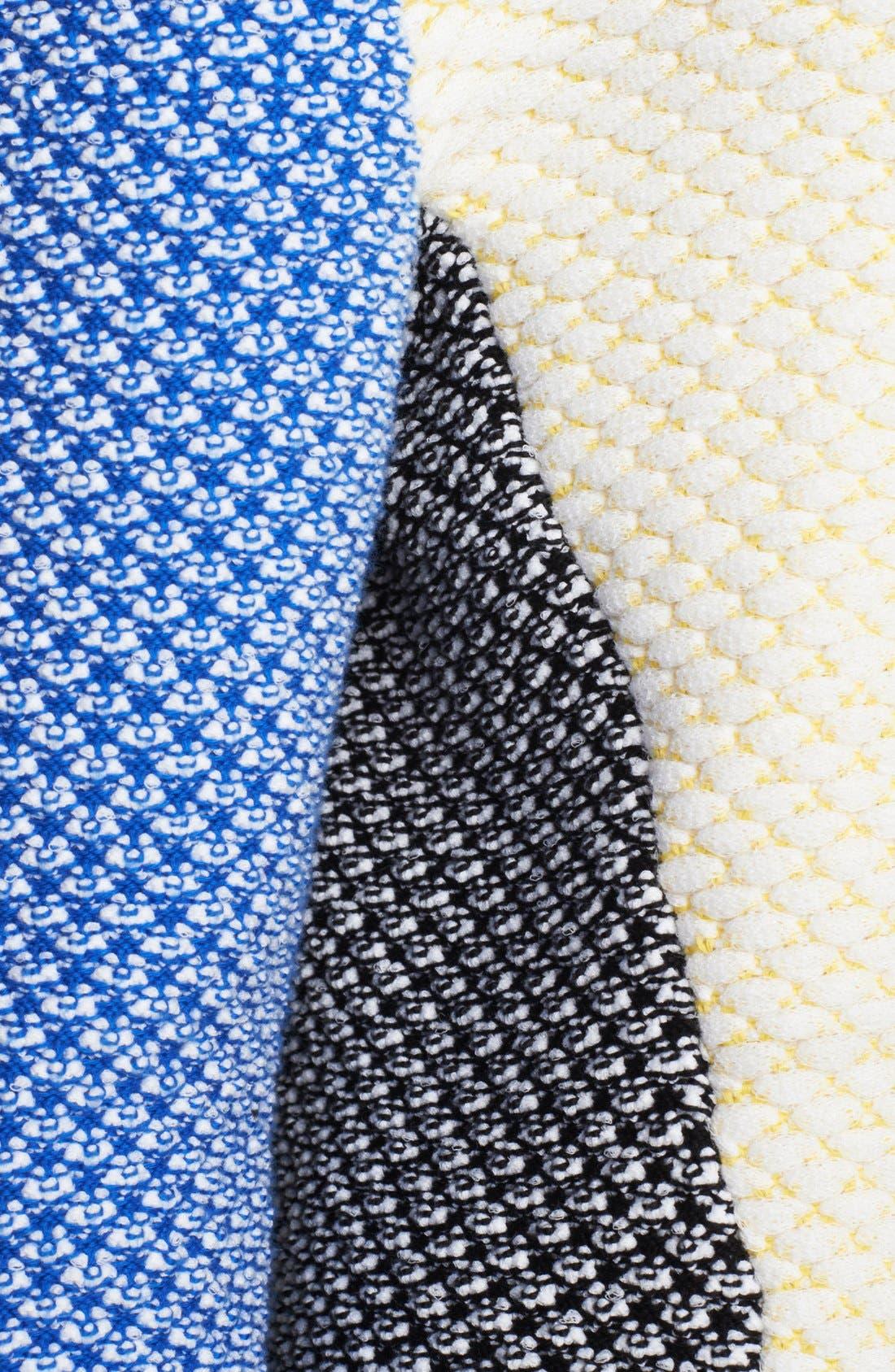 Alternate Image 3  - Prabal Gurung Colorblock Sweater