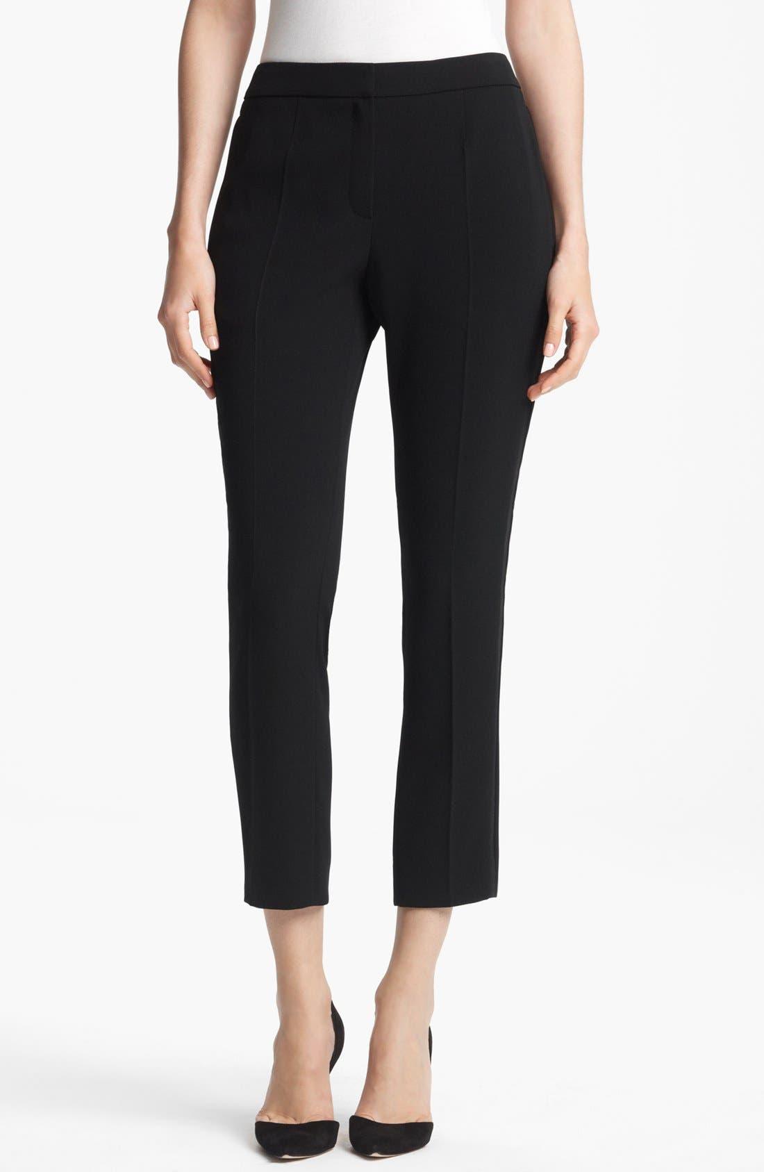 Alternate Image 1 Selected - ESCADA Slim Crop Pants