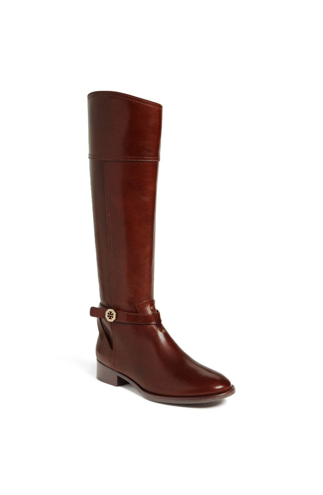 Alternate Image 1 Selected - Tory Burch 'Brita' Riding Boot