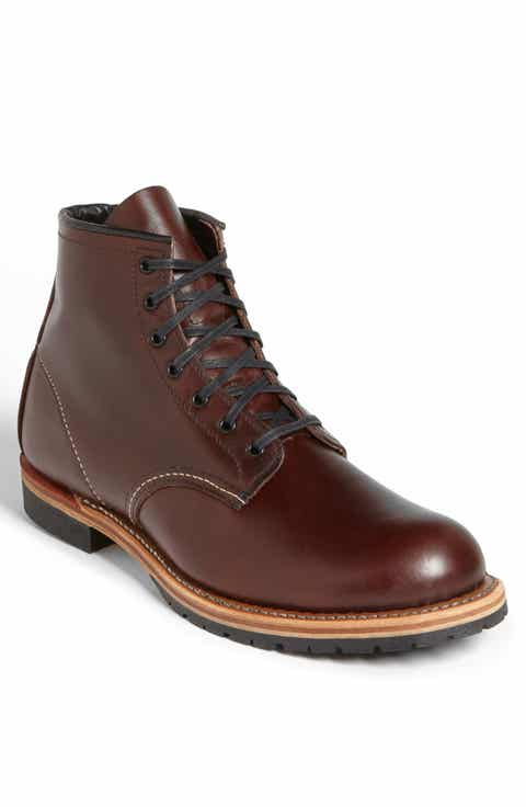 Red Wing Boots Shoes Nordstrom - Boot man us map