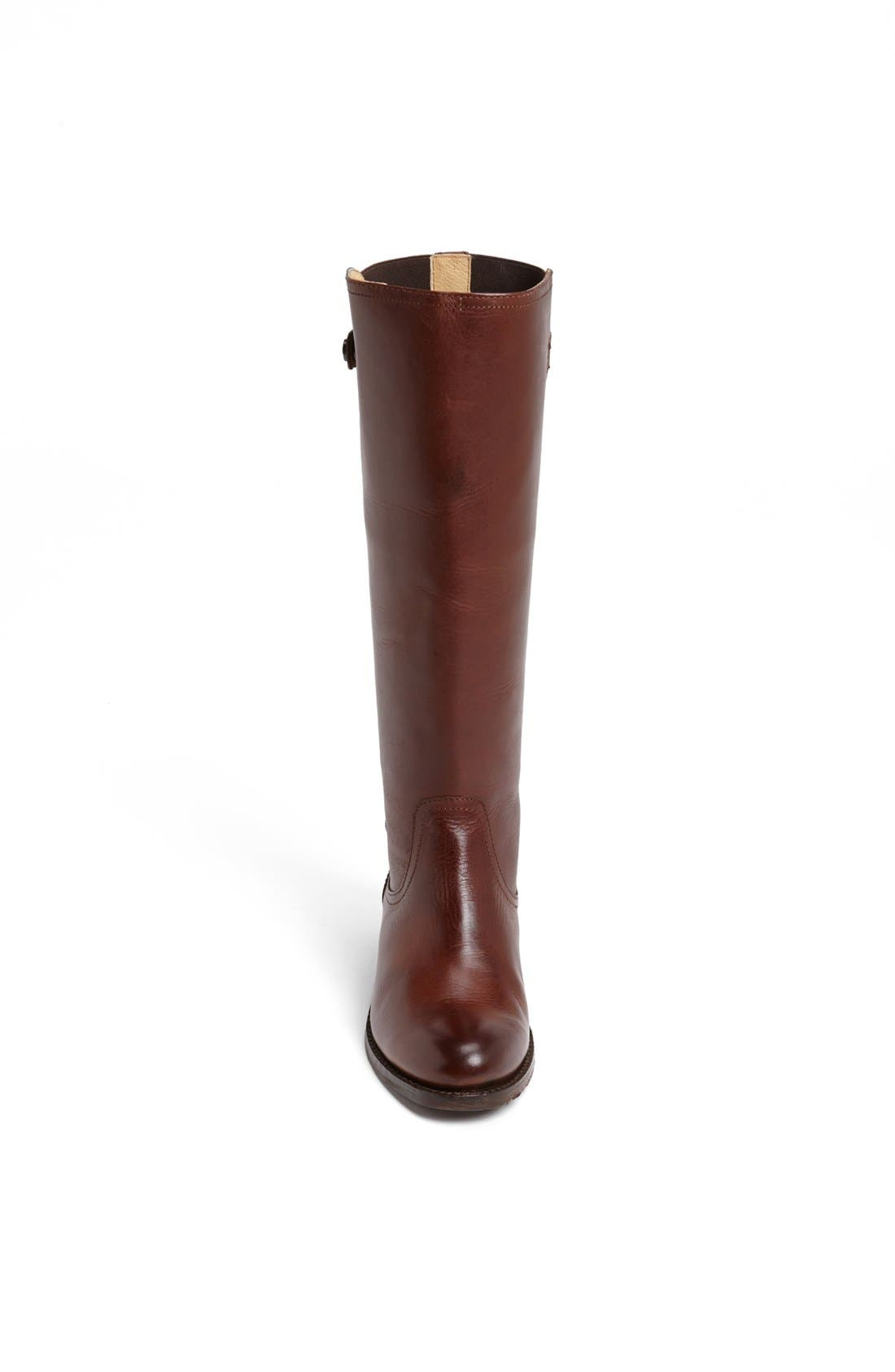 Alternate Image 3  - Frye 'Jayden' Back Gore Leather Boot