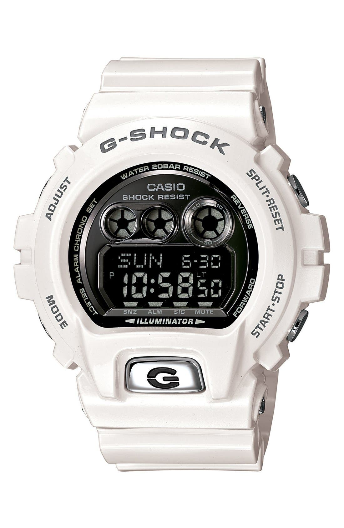Alternate Image 1 Selected - G-Shock 'X-Large' Digital Watch, 54mm