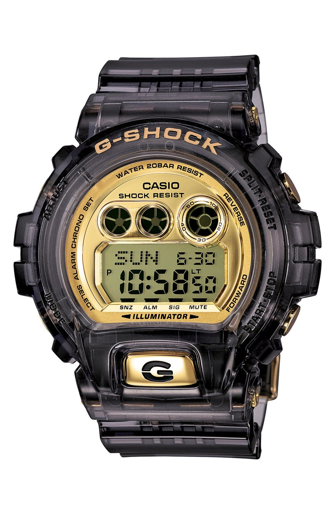 Main Image - G-Shock 'X-Large' Digital Watch, 54mm