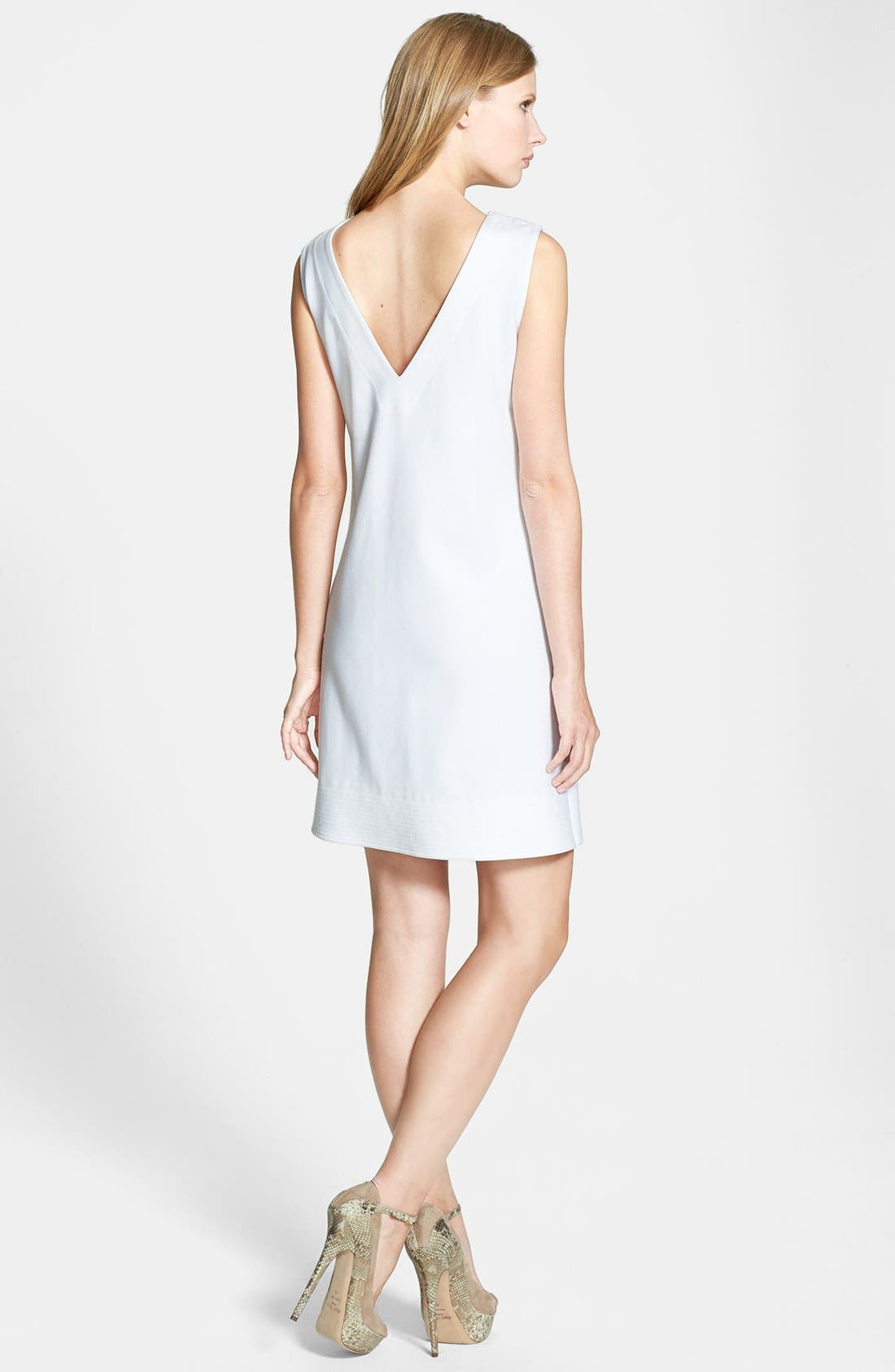 Alternate Image 2  - Diane von Furstenberg 'Benten' Knit Shift Dress