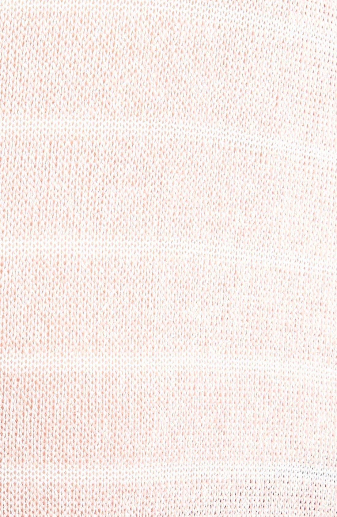 Alternate Image 3  - Jessica Simpson 'Scarlett Hatchi' Knit & Lace Top (Plus Size)
