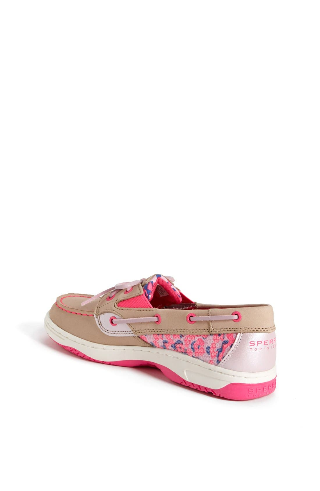 Alternate Image 2  - Sperry Top-Sider® 'Butterflyfish' Boat Shoe (Walker, Toddler, Little Kid & Big Kid)