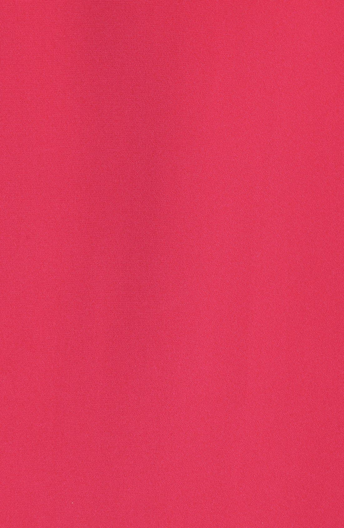 Alternate Image 3  - Saint Laurent Cowl Back Silk Dress