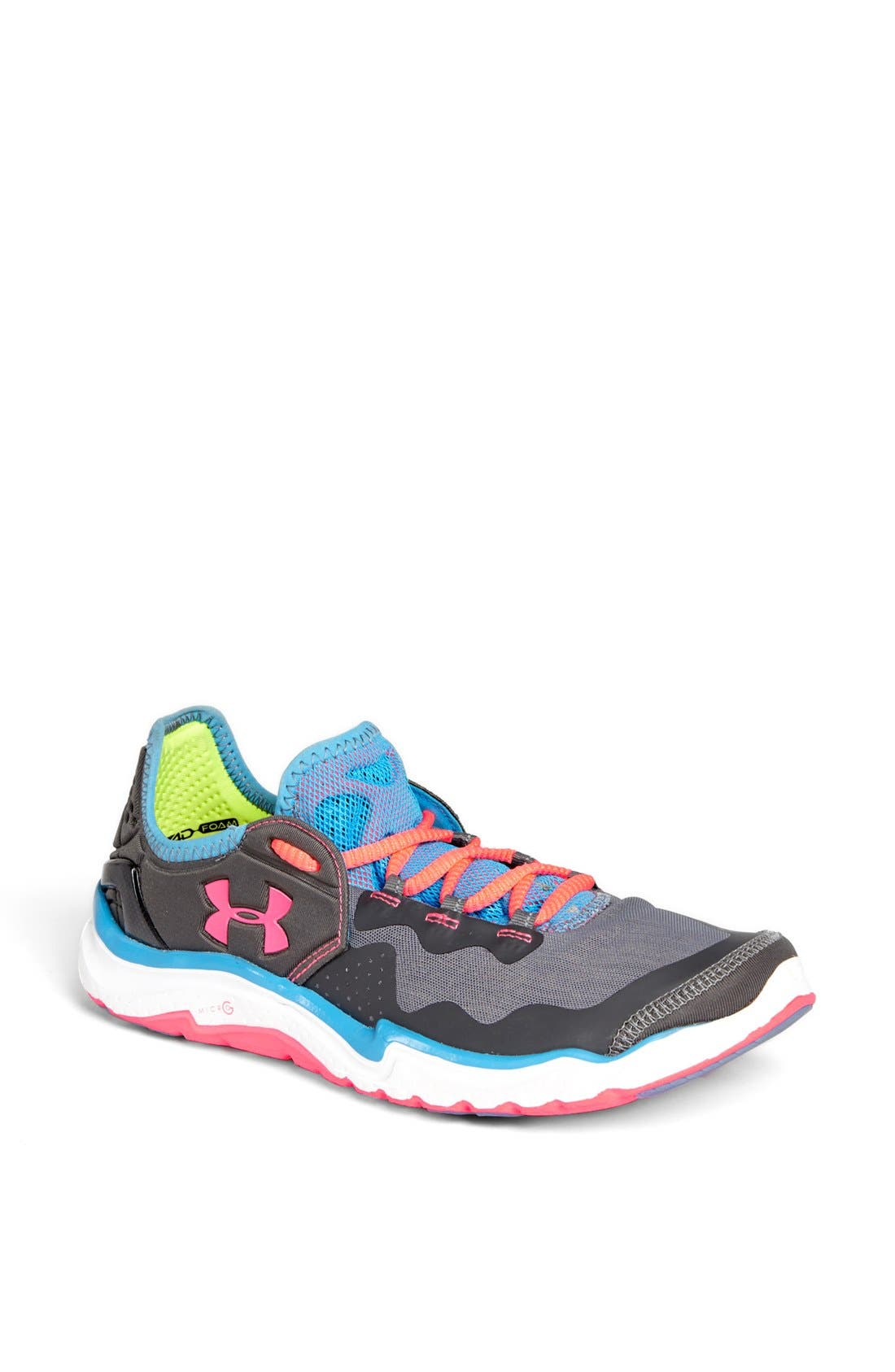 Main Image - Under Armour 'Charge RC 2' Running Shoe (Women)