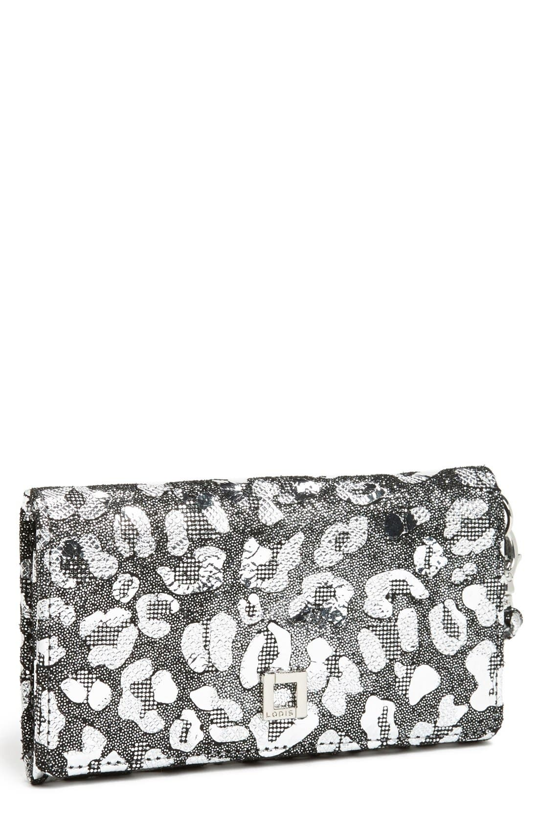 Alternate Image 1 Selected - Lodis 'Cassie' Smartphone Wristlet