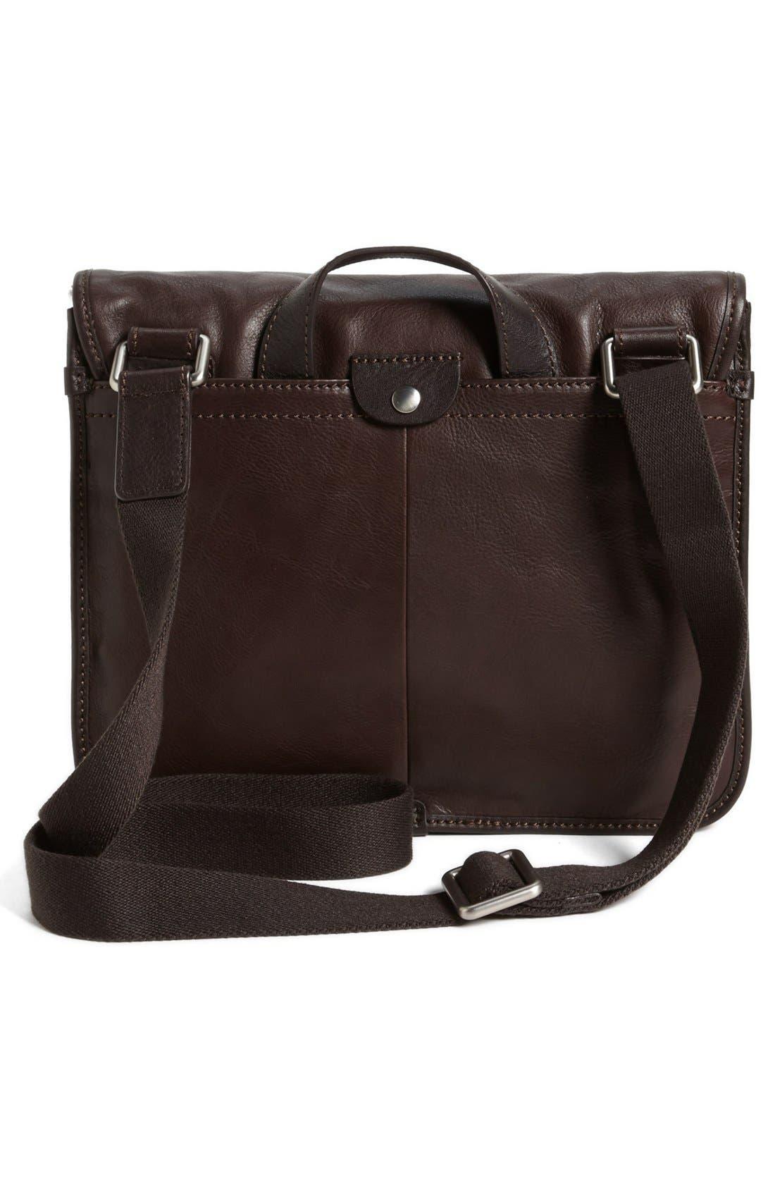 Alternate Image 2  - Fossil 'Mercer EW' Leather City Bag