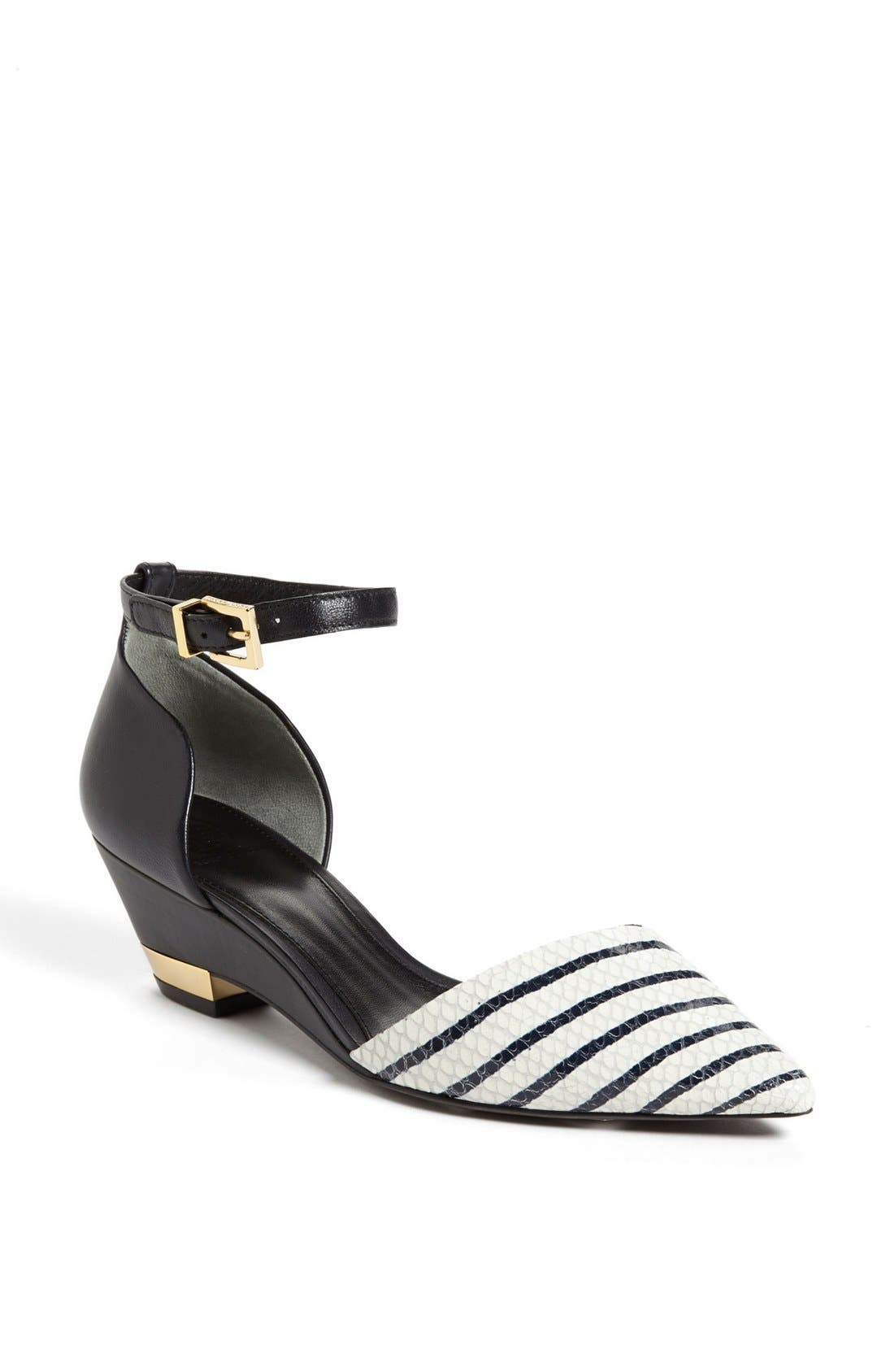 Alternate Image 1 Selected - Tory Burch 'Mackenna' Wedge Pump