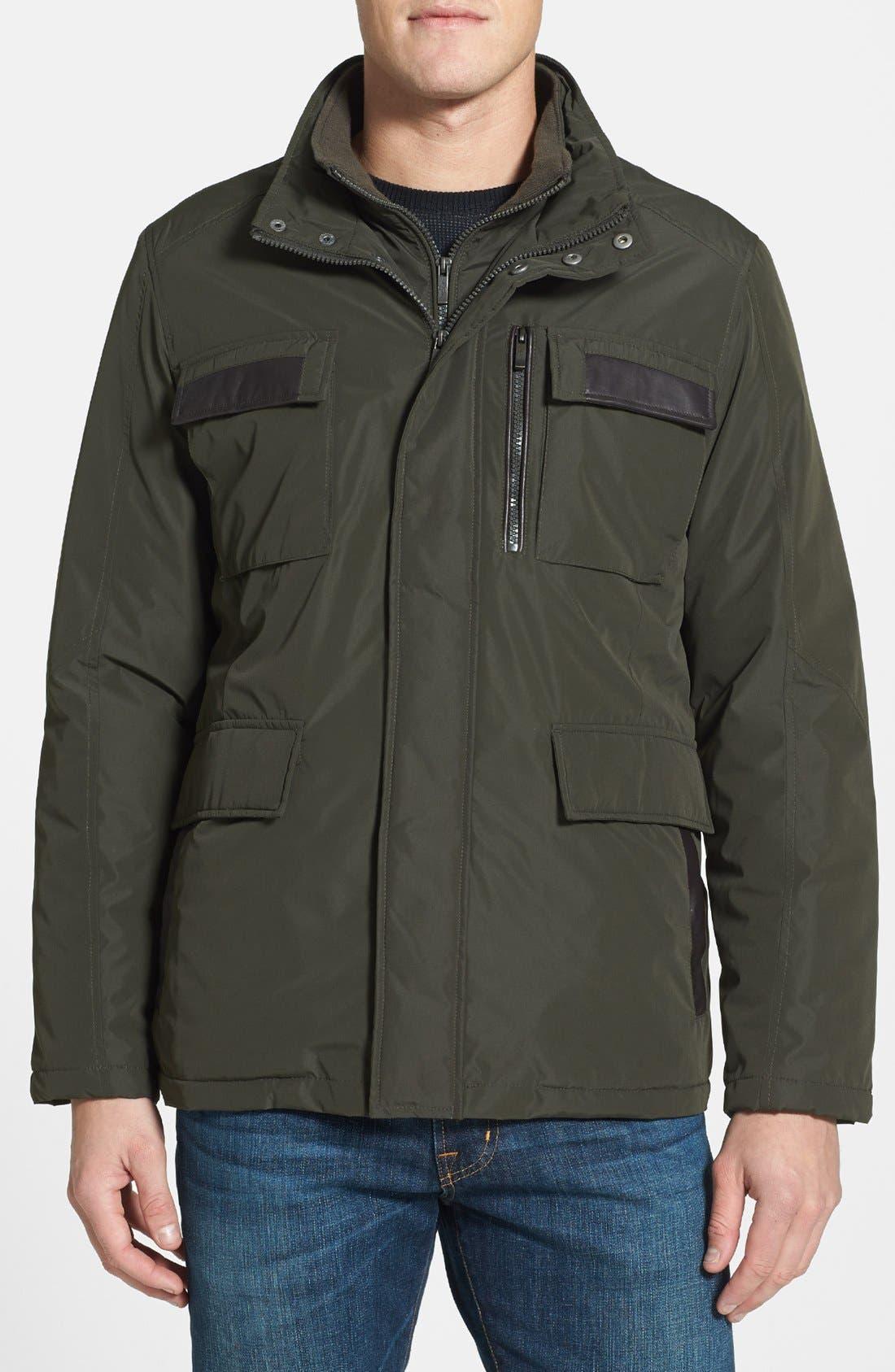 Alternate Image 1 Selected - Cole Haan Nylon Jacket