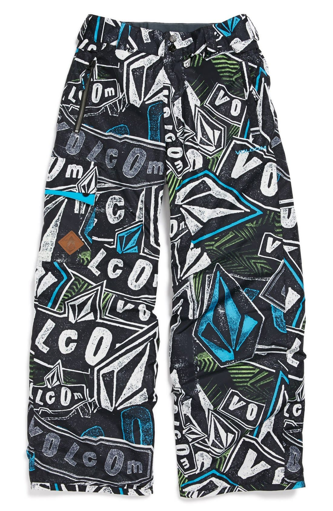 Main Image - Volcom 'Foxtail' Insulated Pants (Little Boys & Big Boys)