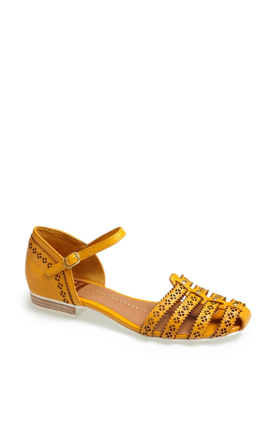 Main Image - DV by Dolce Vita 'Ebony' Perforated Flat
