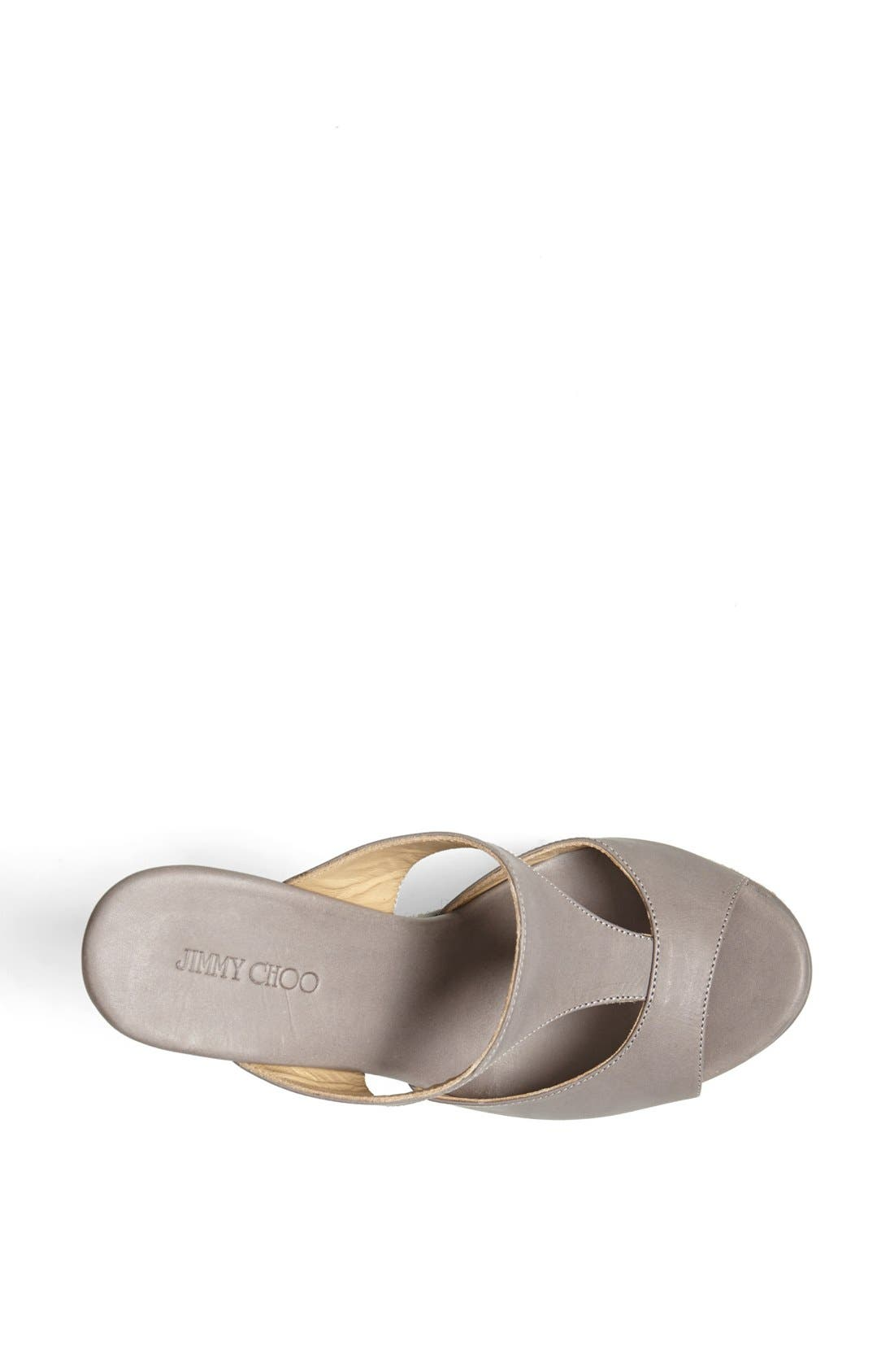 Alternate Image 3  - Jimmy Choo 'Pledge' Espadrille Sandal