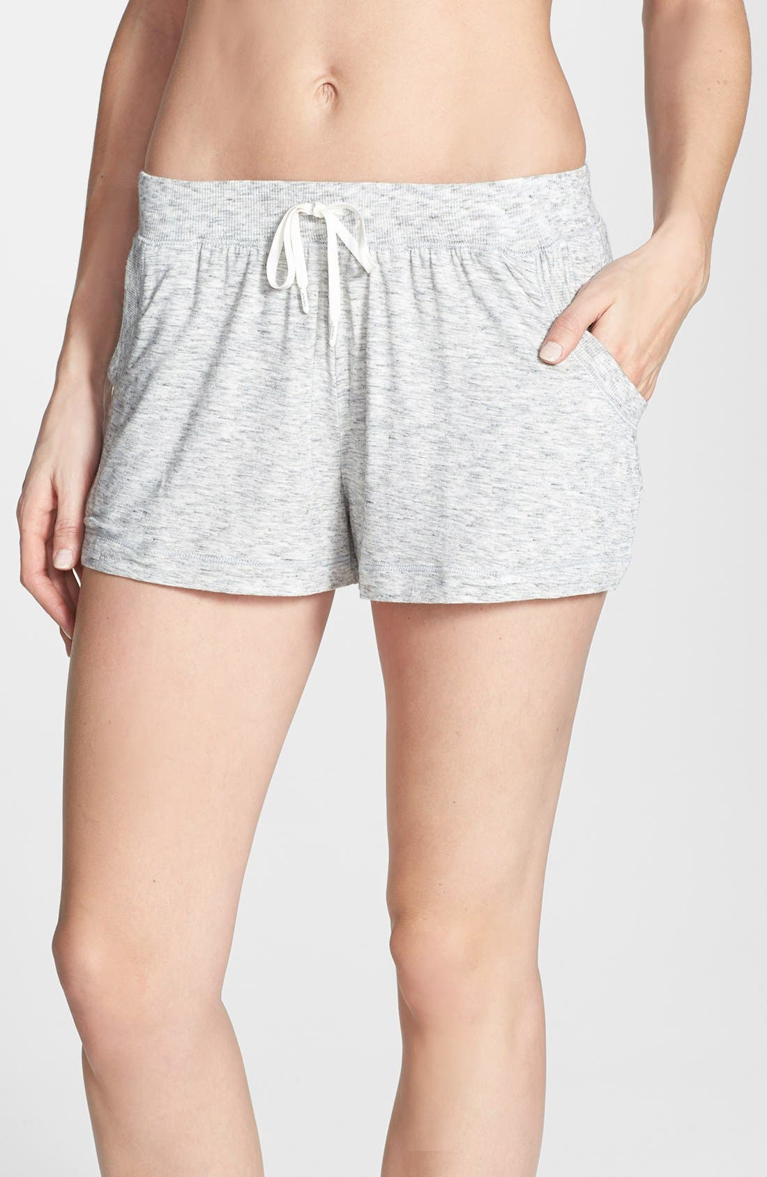 Alternate Image 1 Selected - DKNY 'City Essentials' Shorts
