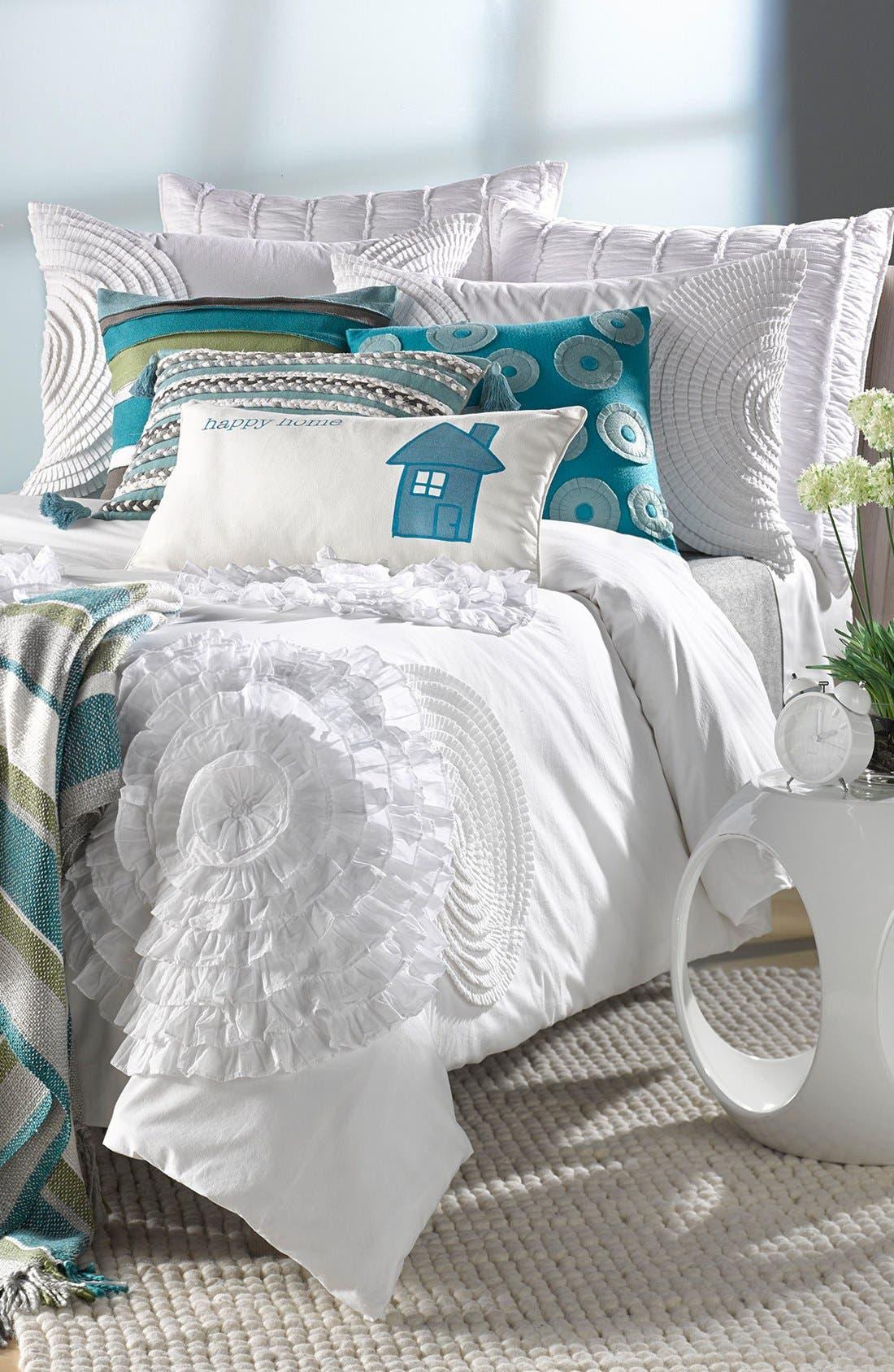Alternate Image 2  - Nordstrom at Home 'Dahlia' Duvet Cover