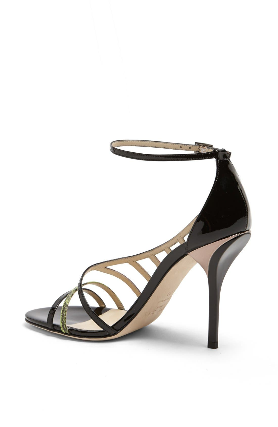 Alternate Image 2  - Jimmy Choo 'Vuka' Ankle Strap Sandal