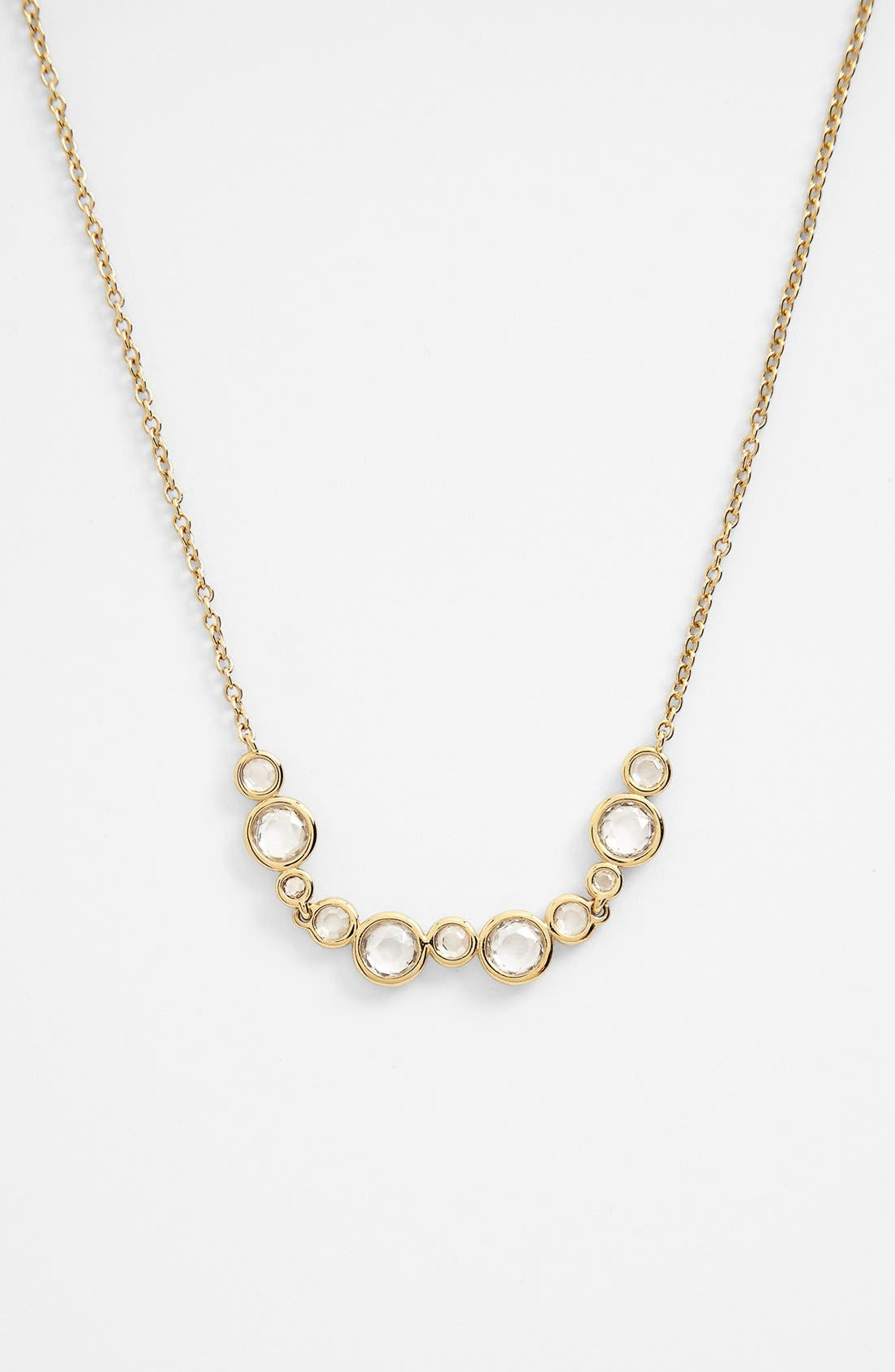 Alternate Image 2  - Nadri 'Dew Drop' Frontal Necklace