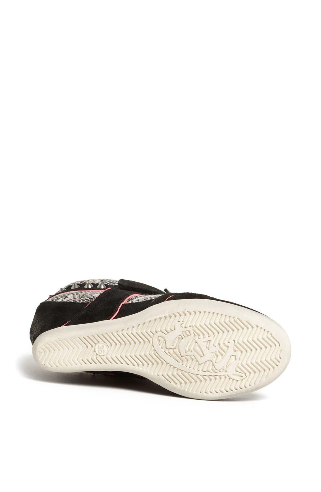Alternate Image 4  - Ash 'Bisou' Spike Studded Hidden Wedge Sneaker