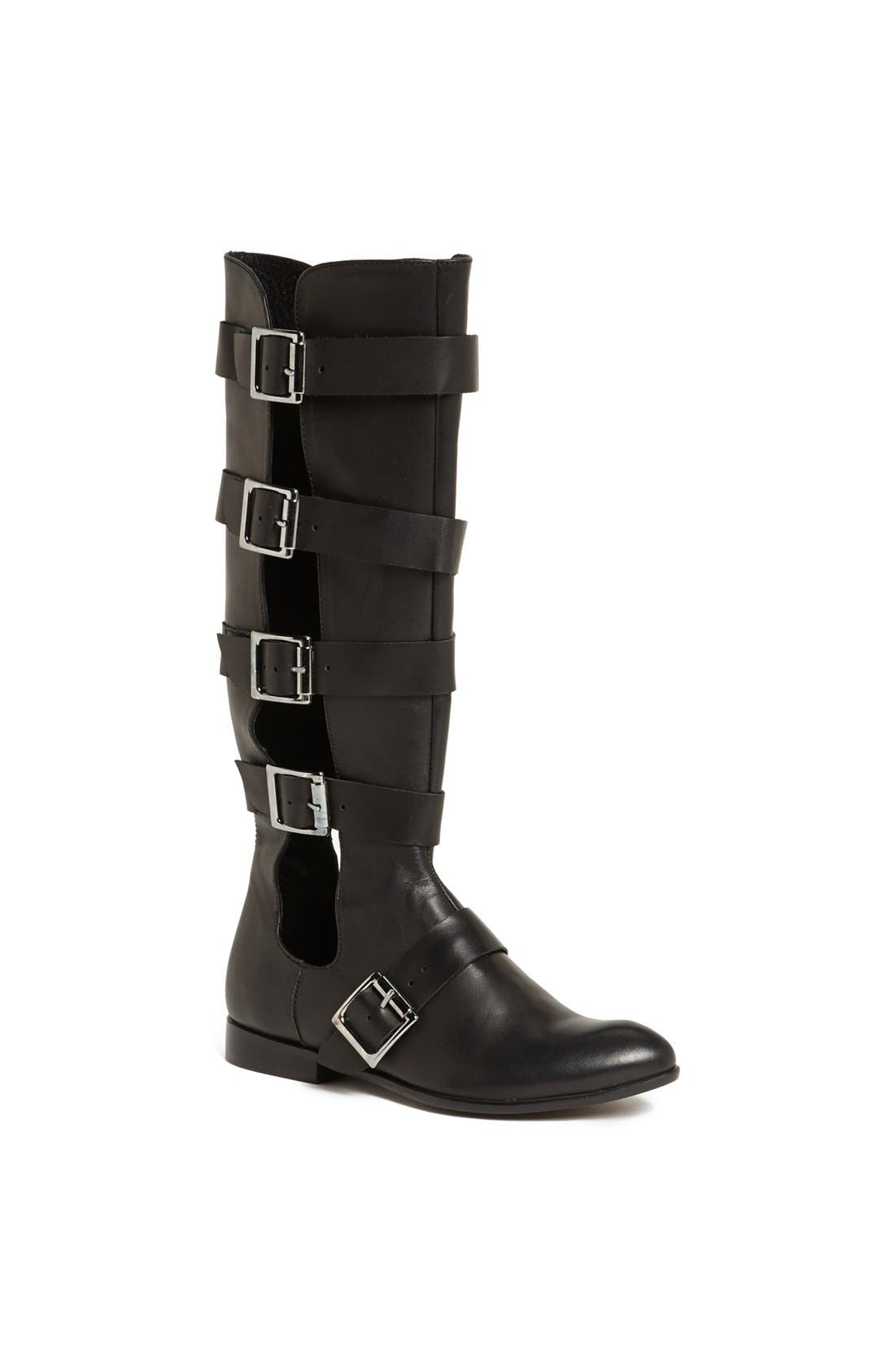 Alternate Image 1 Selected - Topshop 'Demon' Tall Boot