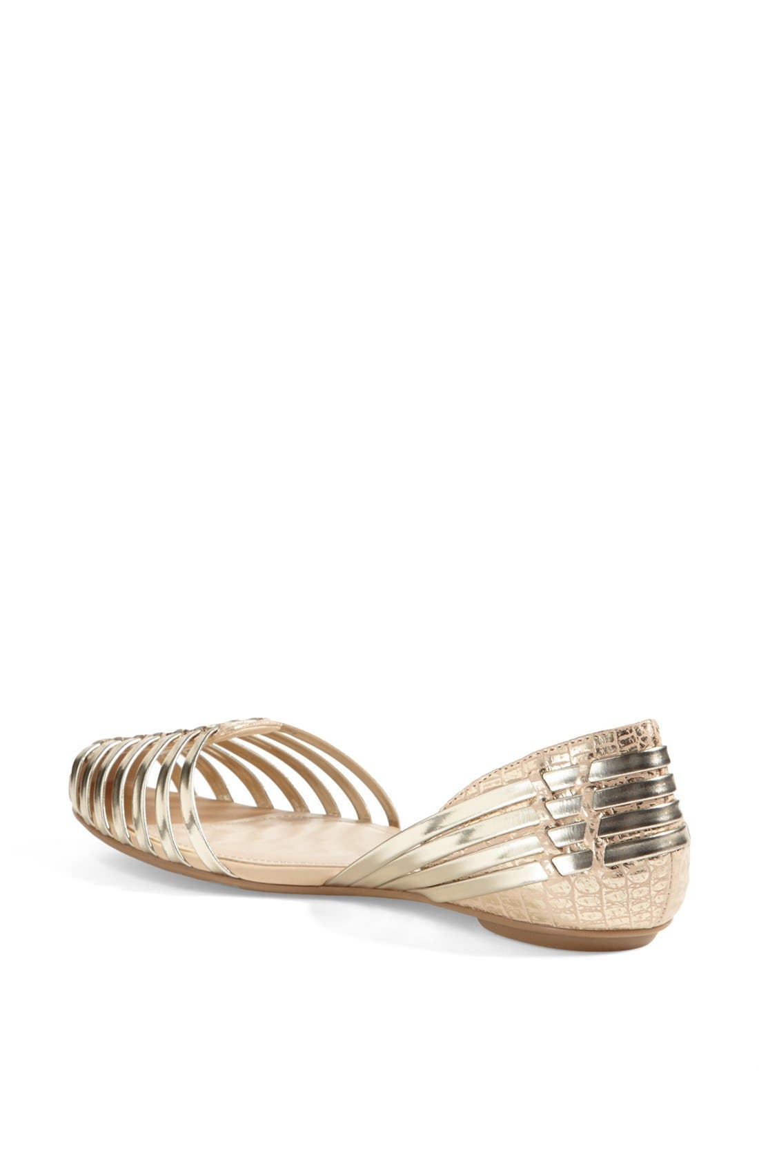 Alternate Image 2  - Vince Camuto 'Caprio' Flat