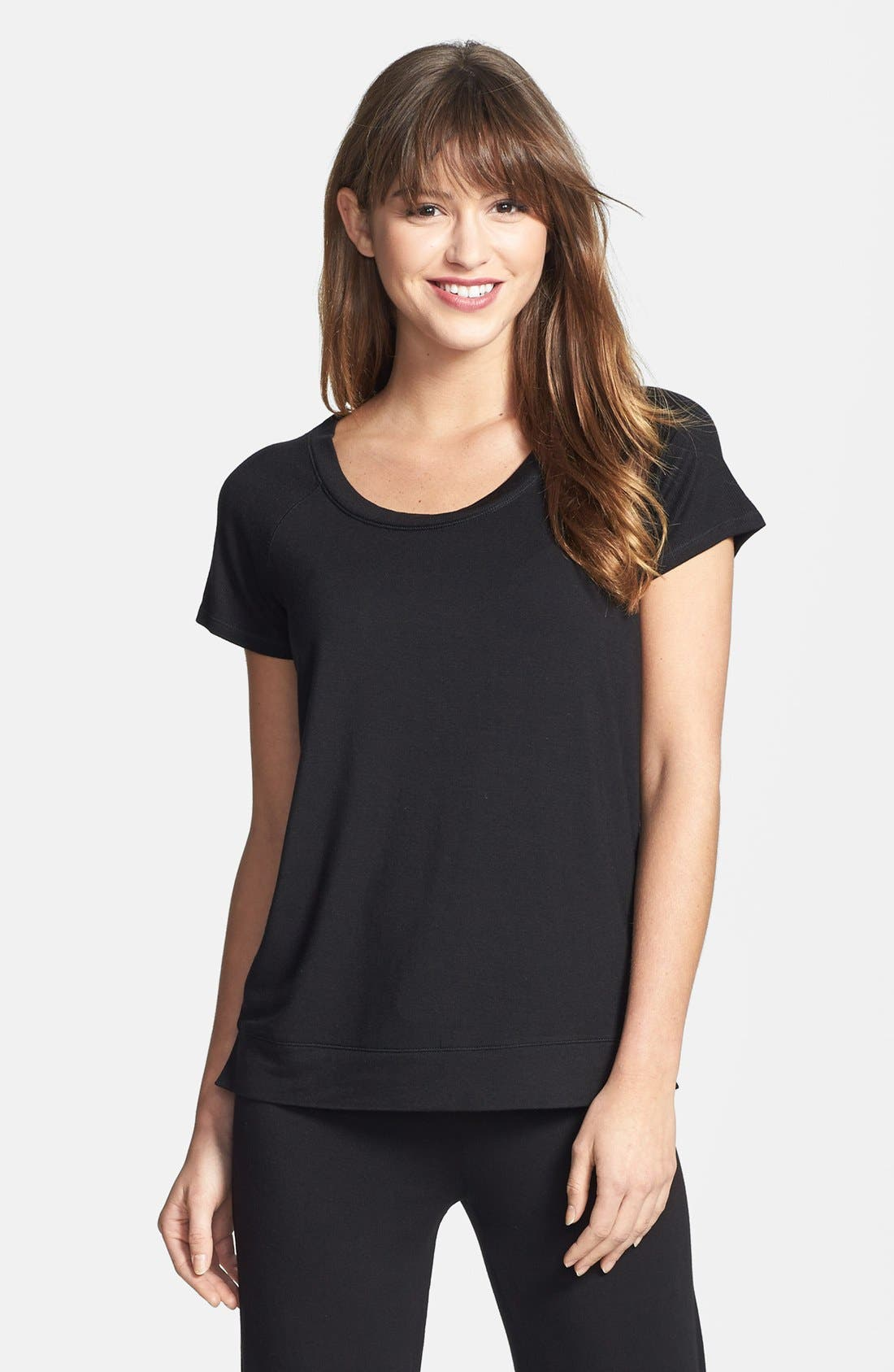 Alternate Image 1 Selected - DKNY 'City Essentials' Tee