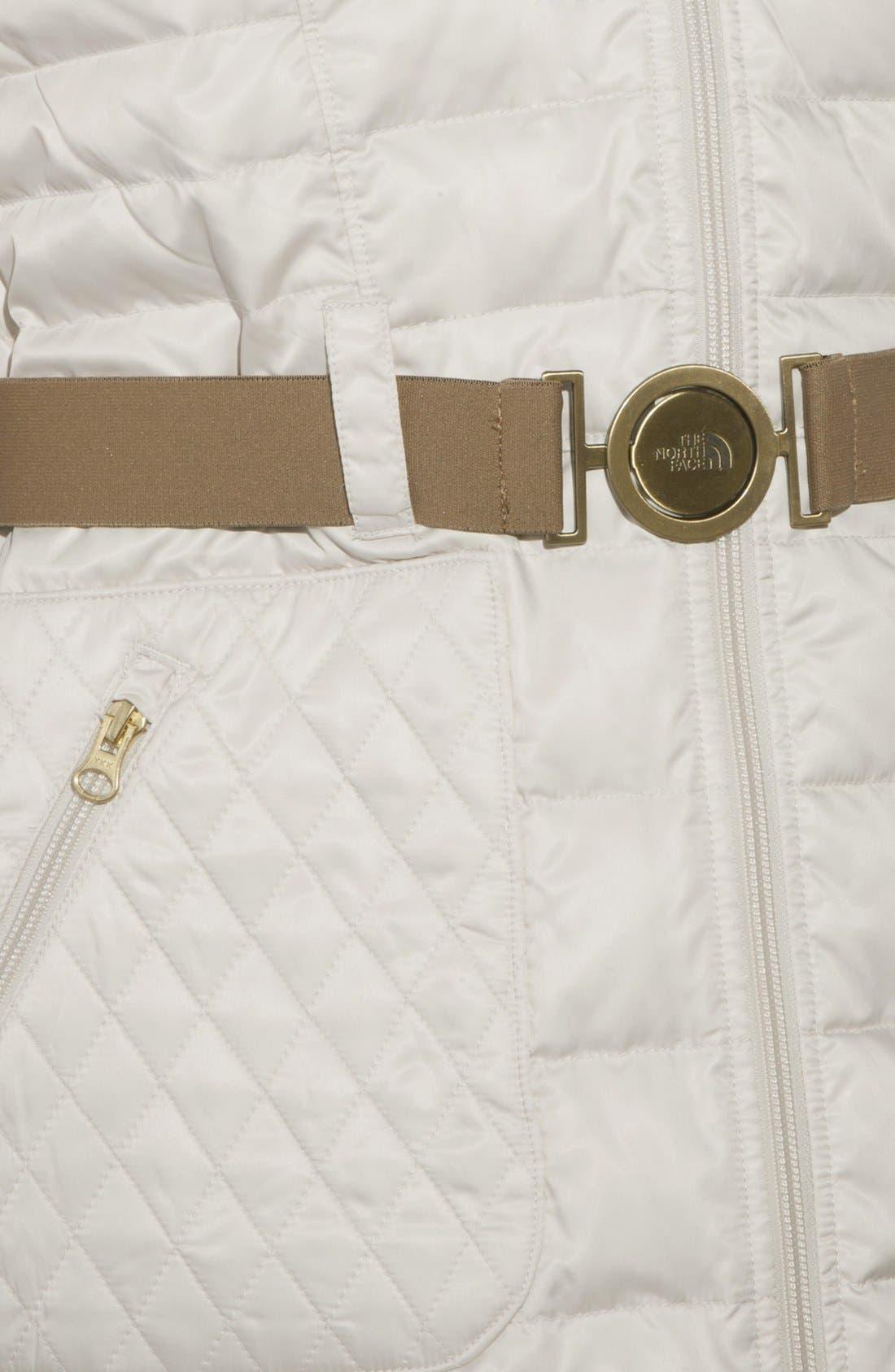 Alternate Image 3  - The North Face 'Parkina' Belted Down Parka
