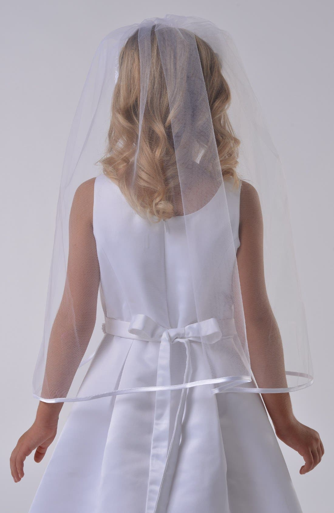 Alternate Image 2  - Us Angels Communion Veil
