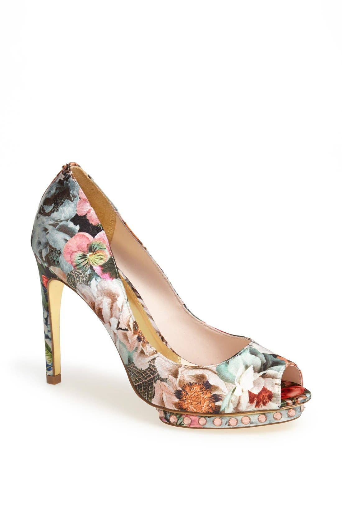 Alternate Image 1 Selected - Ted Baker London 'Leonar' Pump