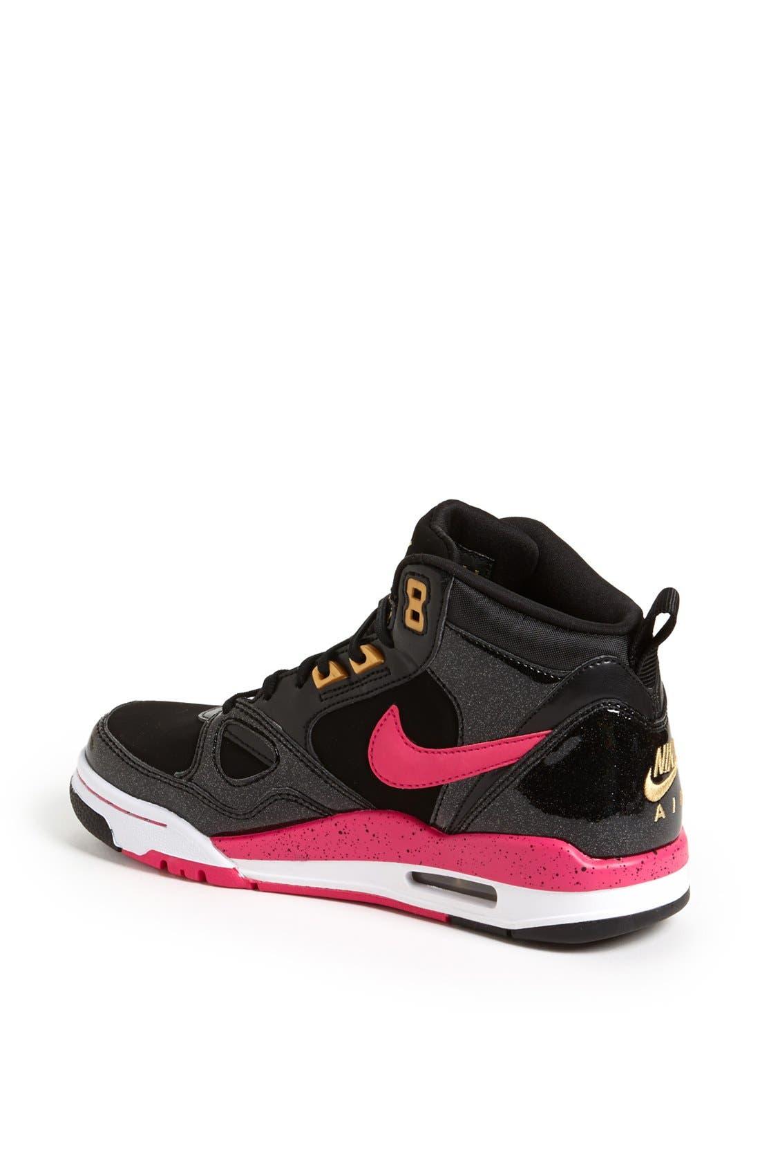 Alternate Image 2  - Nike 'Flight '13 Mid' Sneaker (Women)