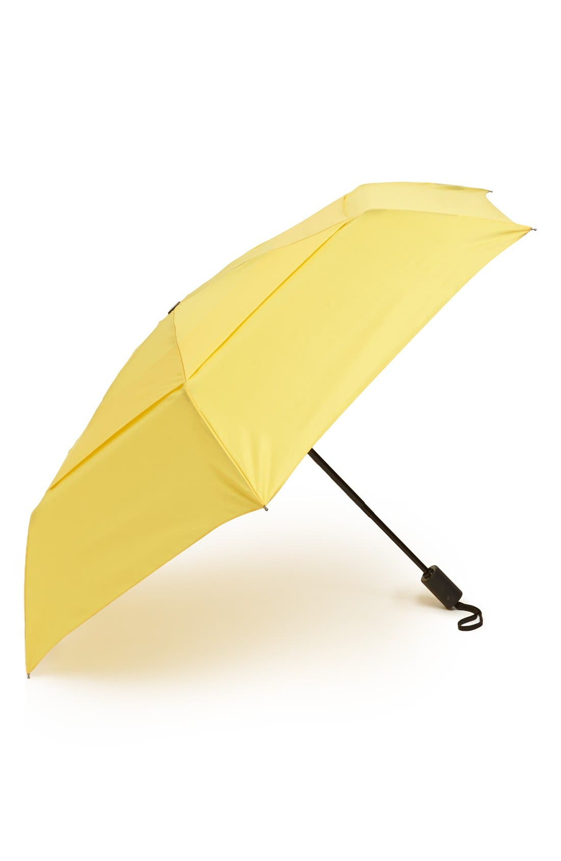 'WINDPRO' AUTO OPEN & CLOSE UMBRELLA - YELLOW