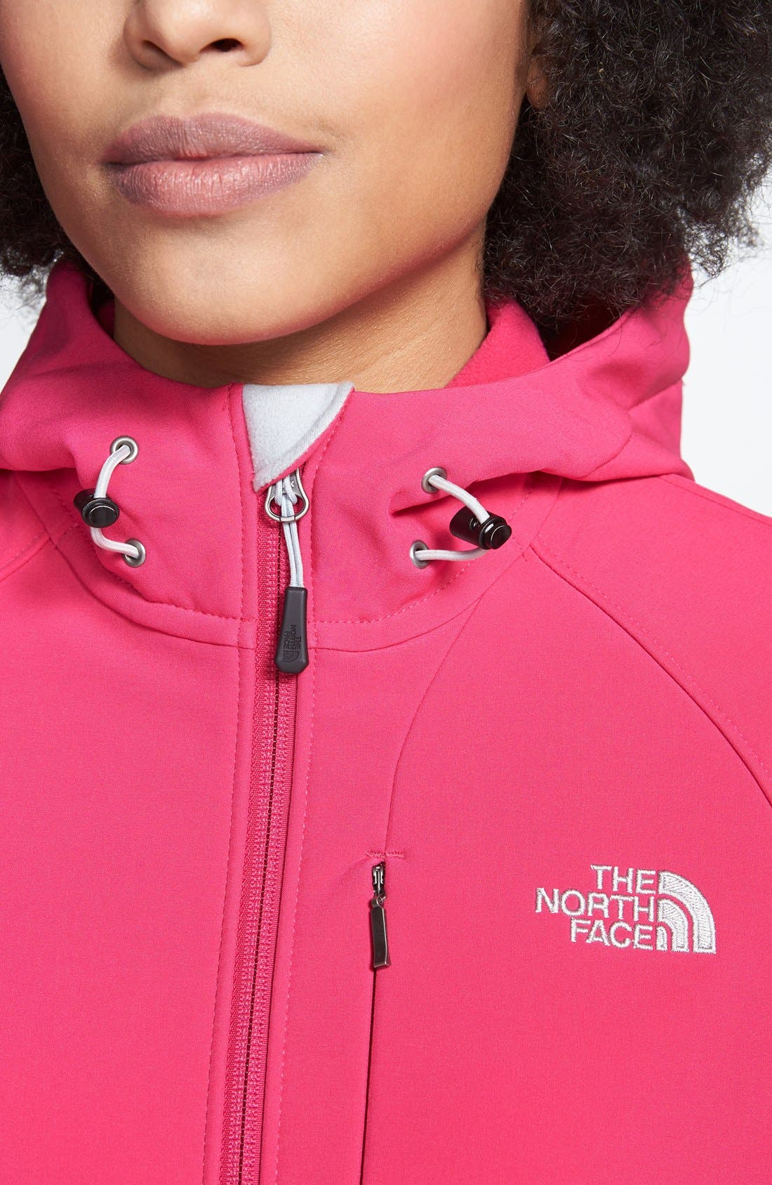 Alternate Image 6  - The North Face 'Apex Bionic' Hooded Soft Shell Jacket