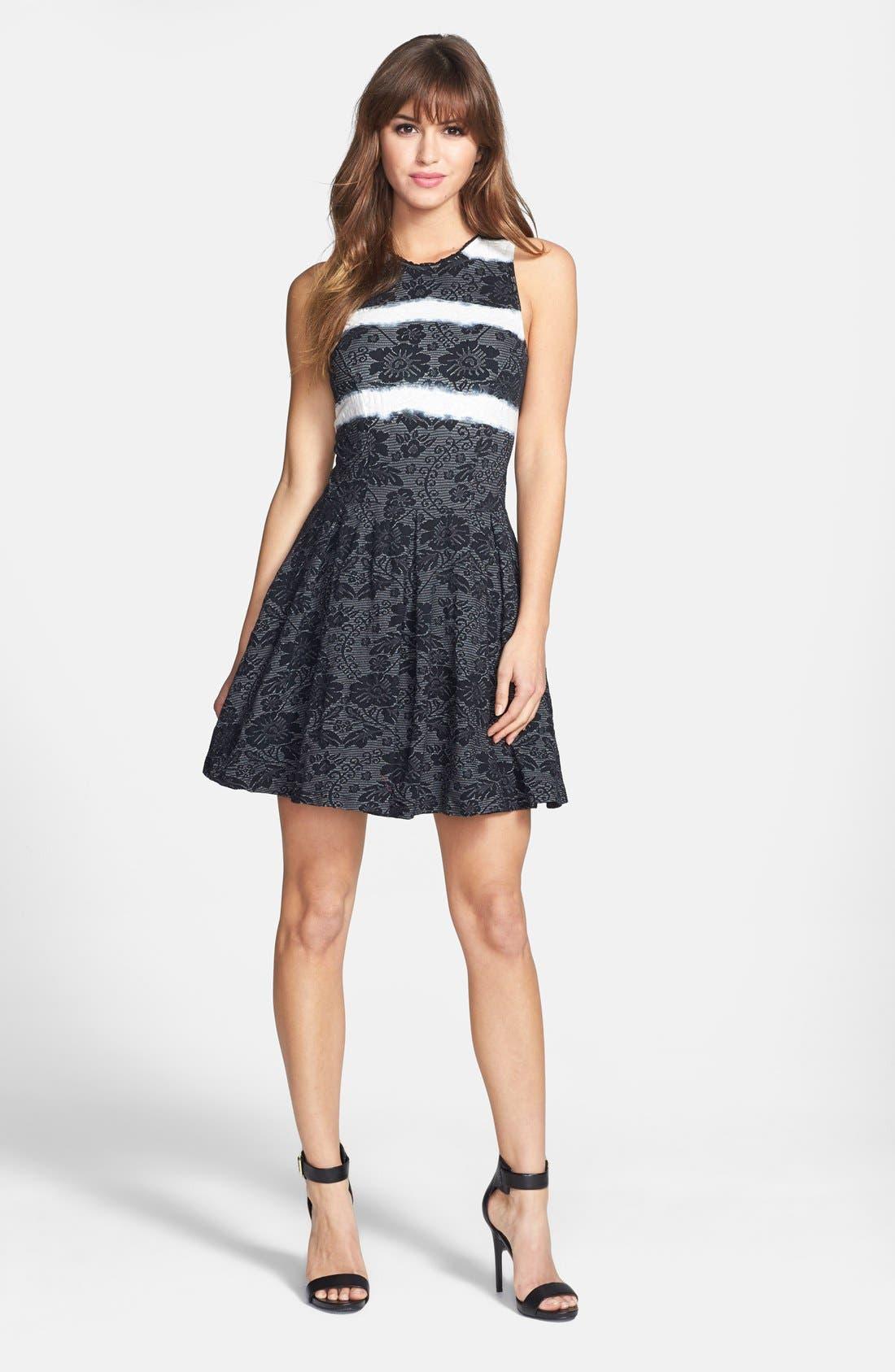 Alternate Image 1 Selected - Jessica Simpson 'Ambur' Dress