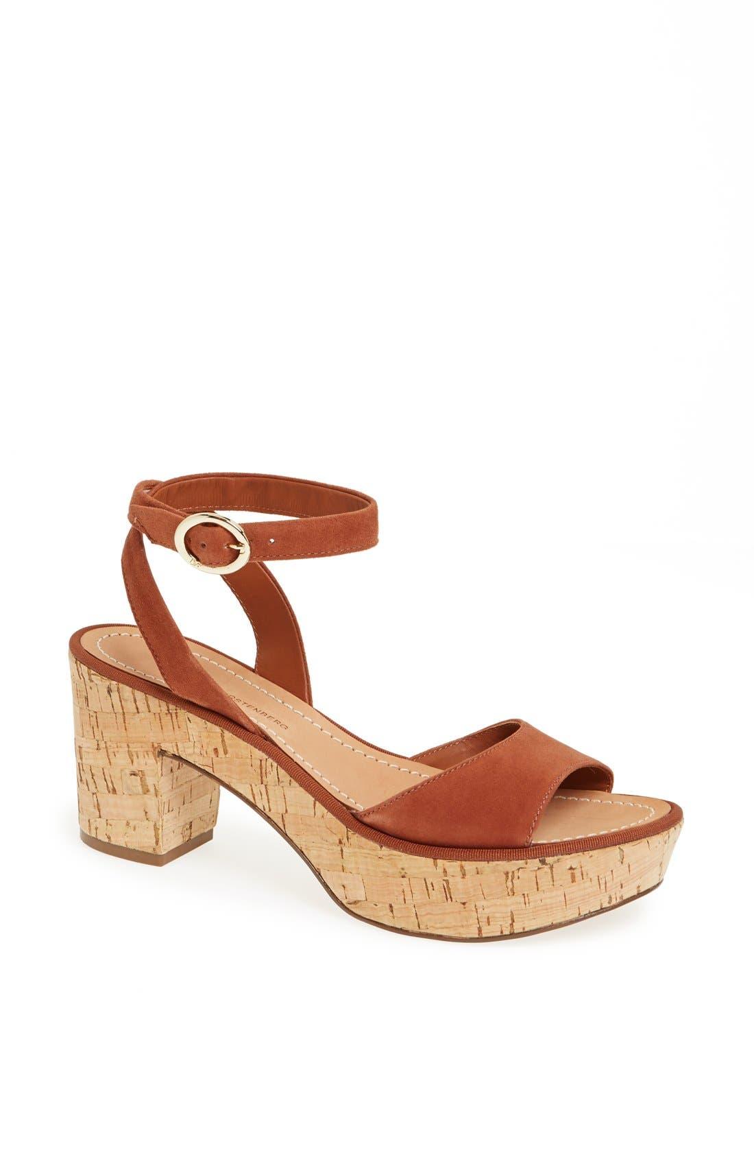 Alternate Image 1 Selected - Diane von Furstenberg 'Odelia' Sandal (Online Only)
