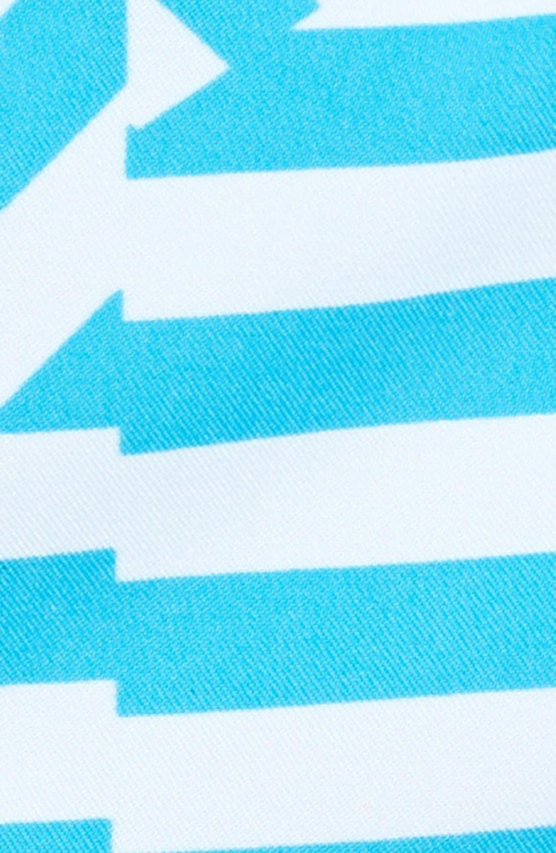 Alternate Image 3  - 2(x)ist 'Ibiza' Block Stripe Swim Trunks