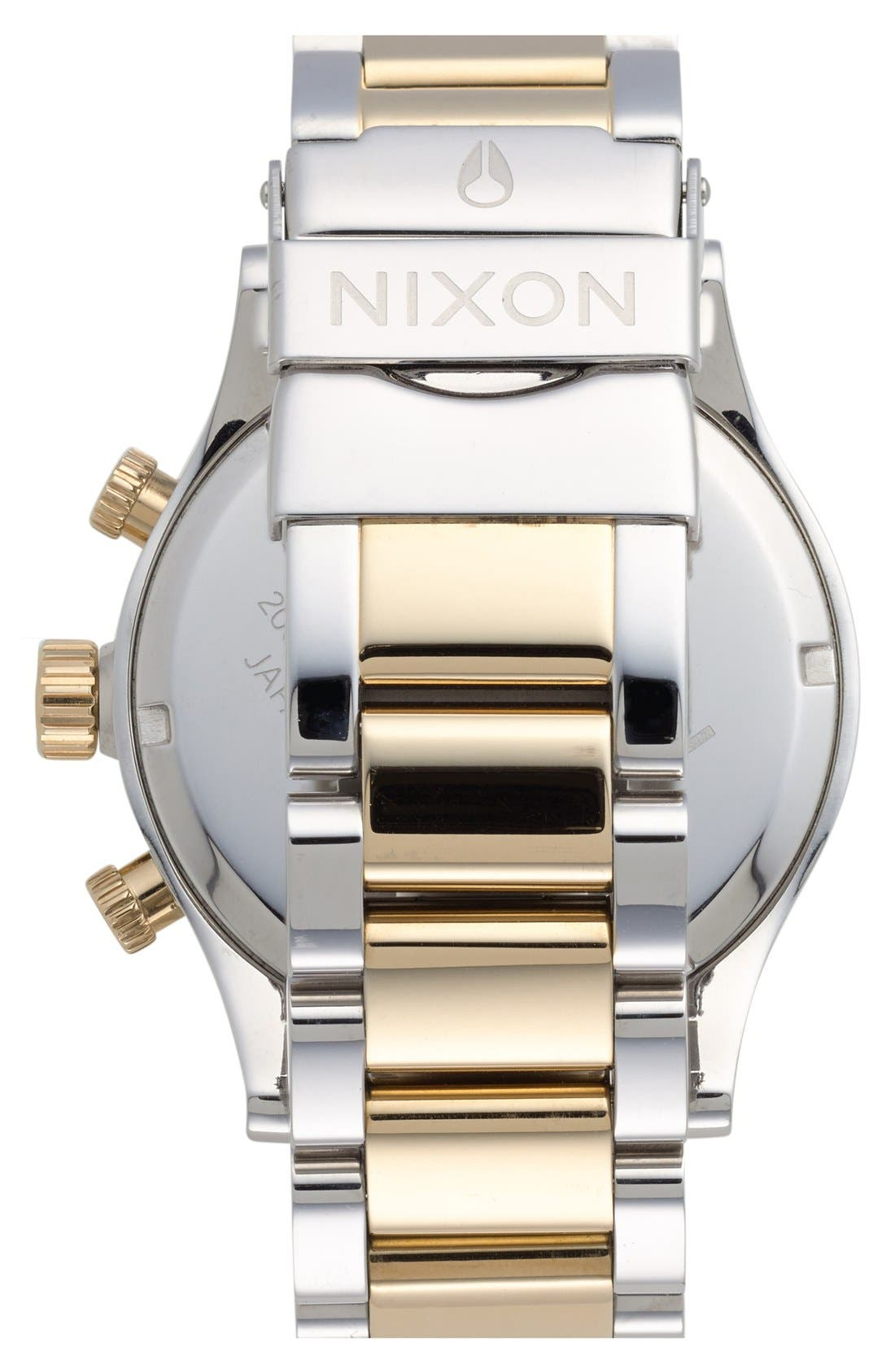 Alternate Image 2  - Nixon 'The 42-20 Chrono' Watch, 42mm