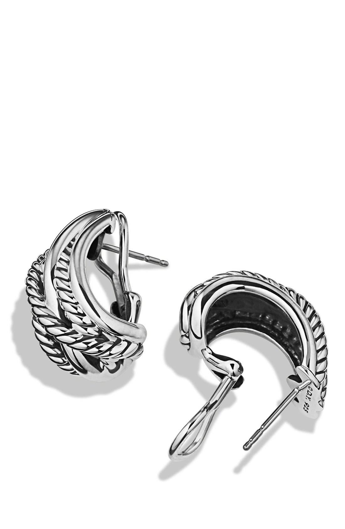 Alternate Image 2  - David Yurman 'Crossover' Earrings