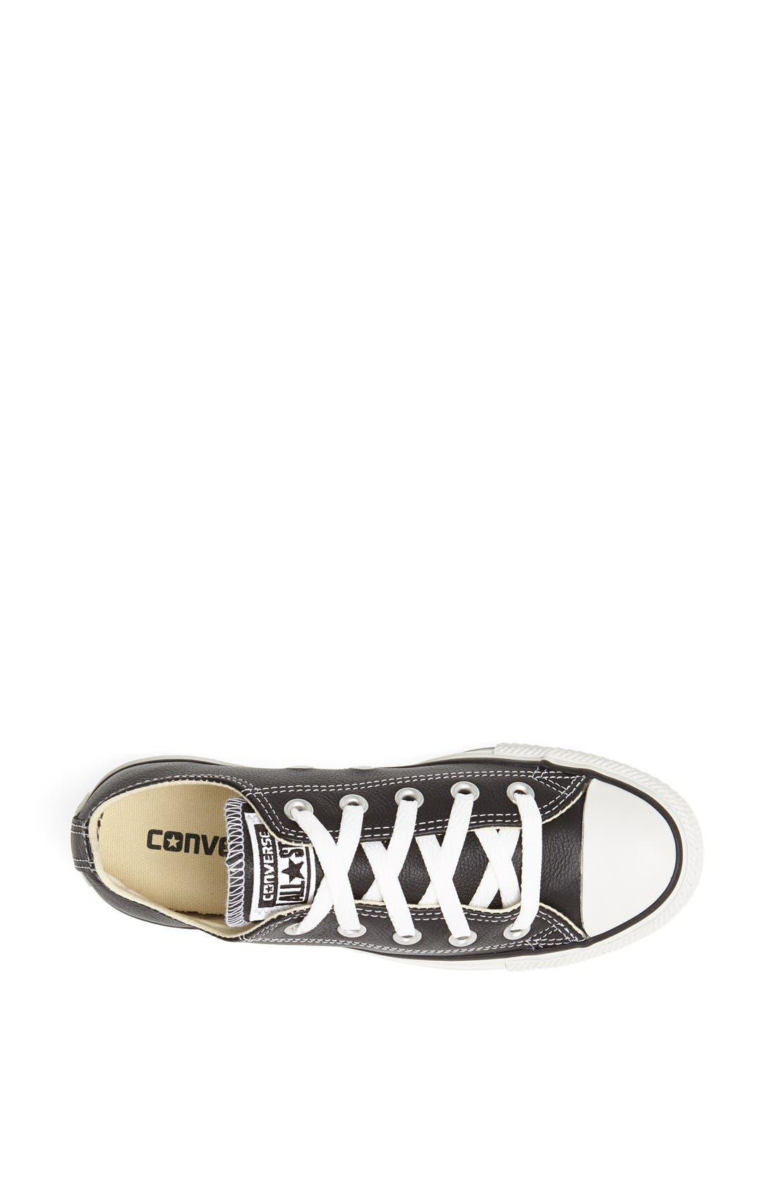Alternate Image 3  - Converse Chuck Taylor® All Star® Leather Sneaker (Women)