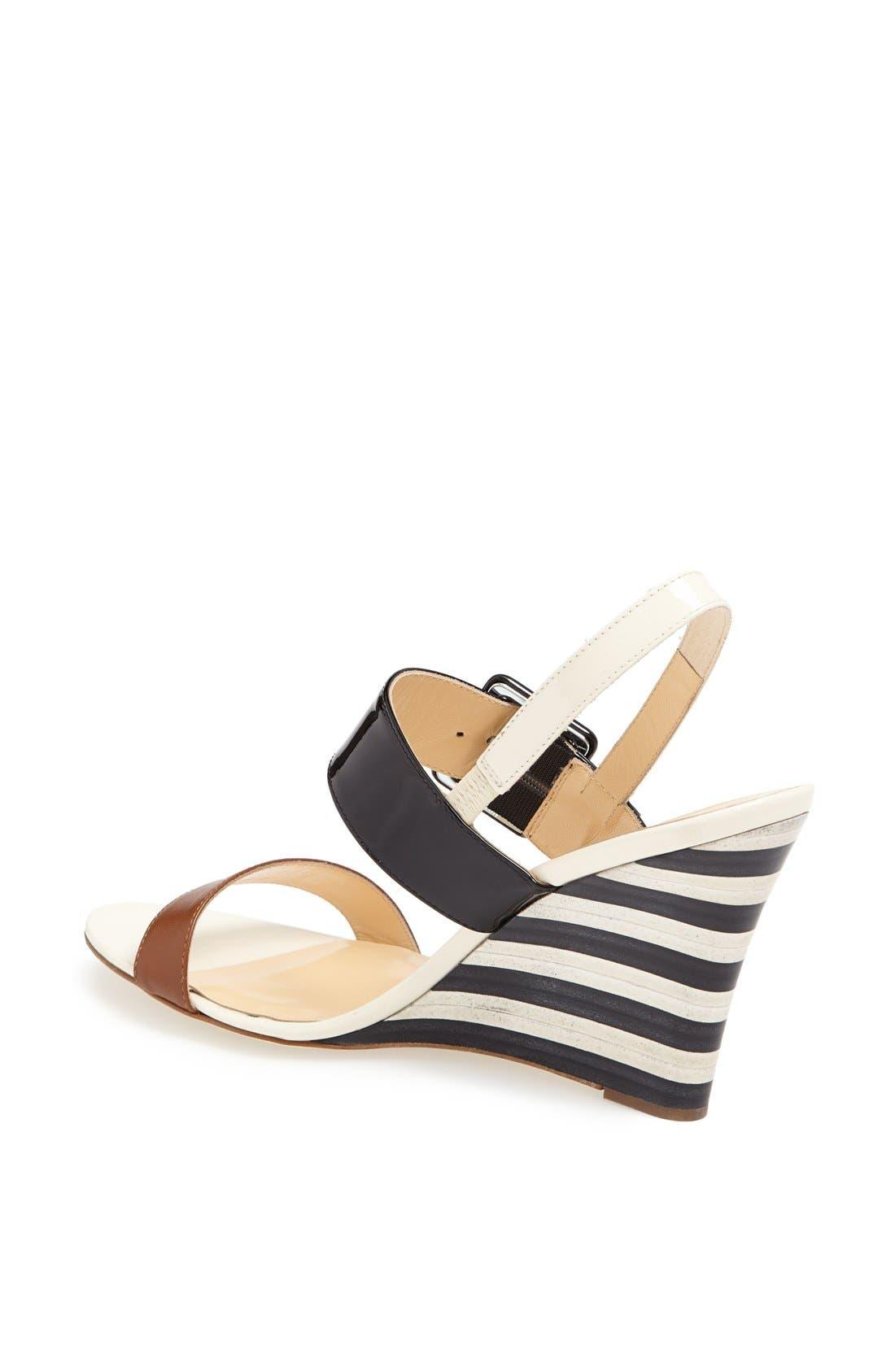 Alternate Image 2  - kate spade new york 'isola' wedge sandal