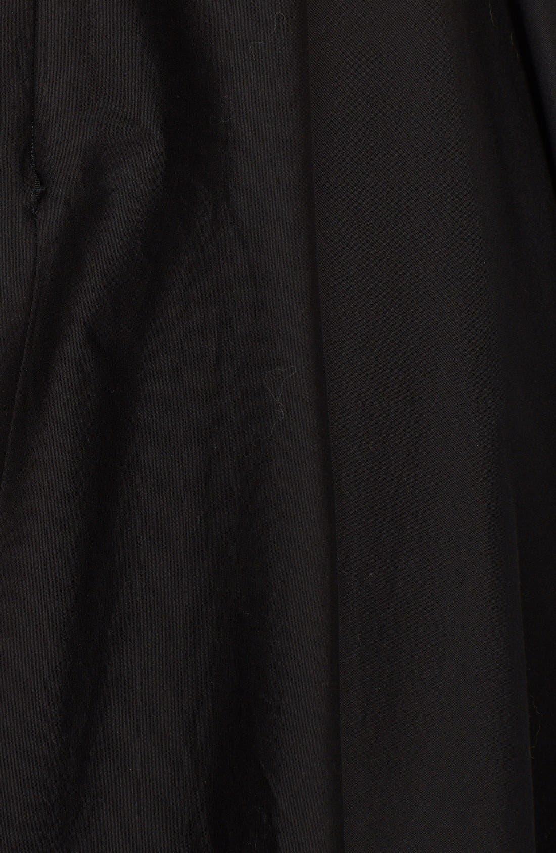 Alternate Image 3  - Robert Rodriquez Open Back Belted Fit & Flare Dress