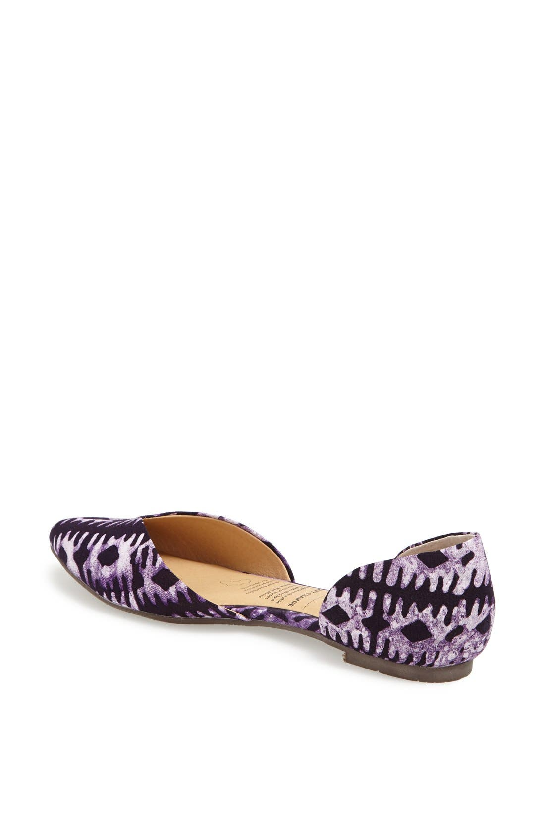 Alternate Image 2  - BC Footwear 'Up All Night' d'Orsay Flat